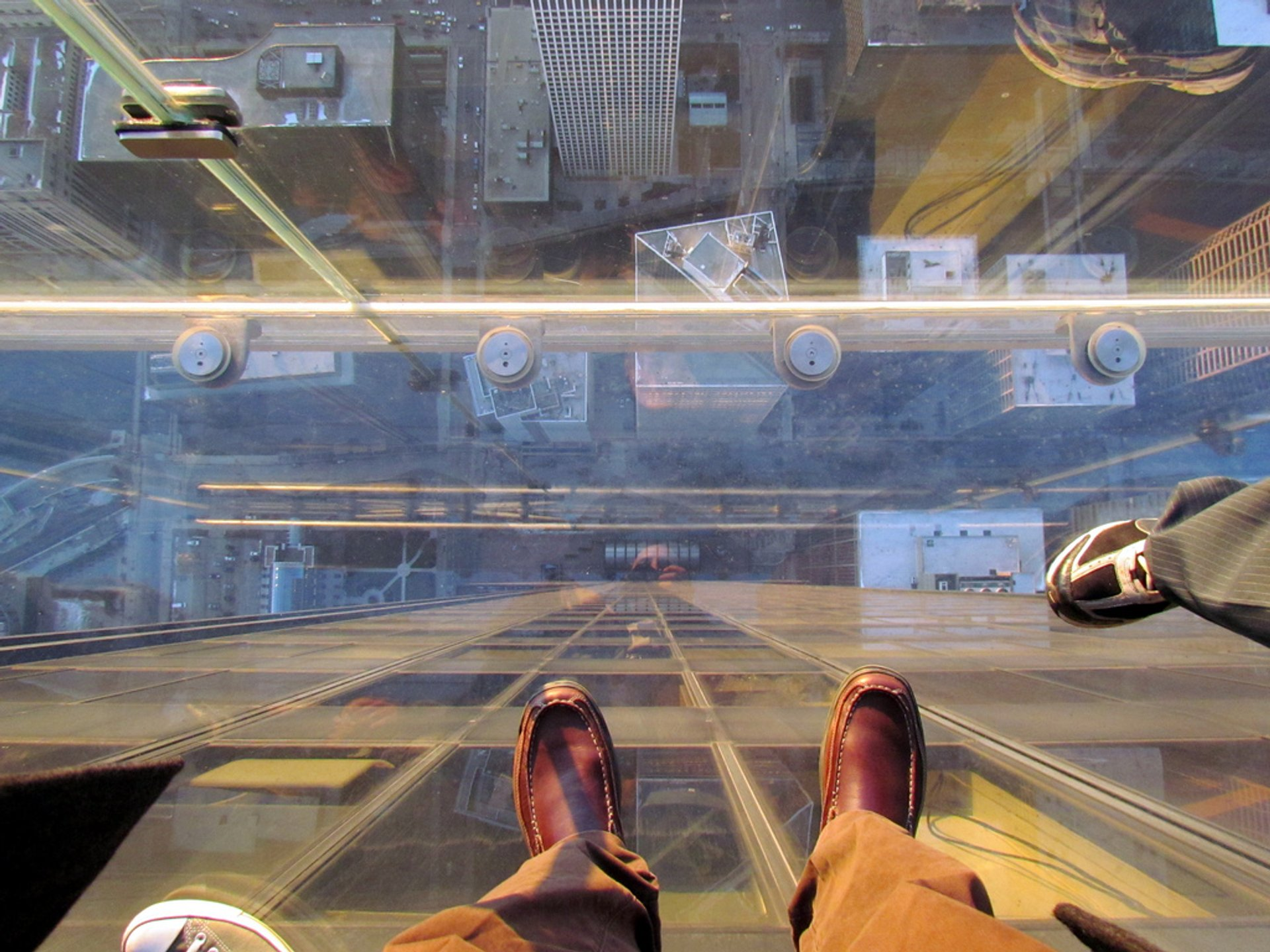 Willis Tower (Skydeck Chicago) in Chicago 2020 - Best Time