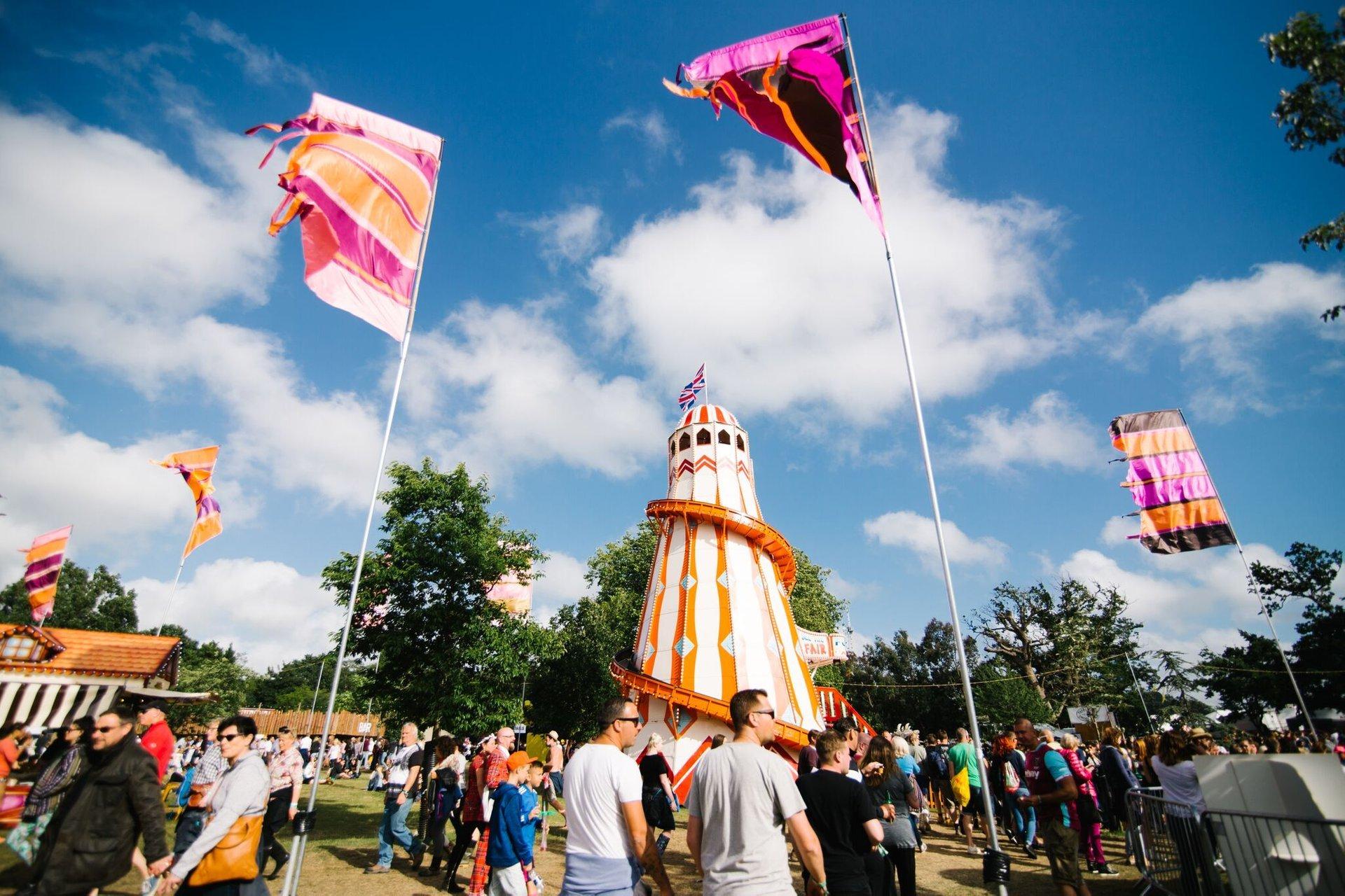 Isle of Wight Festival in England - Best Season 2020