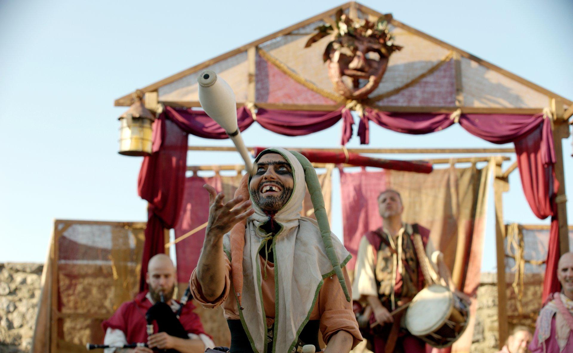 Medieval Festival Monteriggioni in Tuscany - Best Season 2020