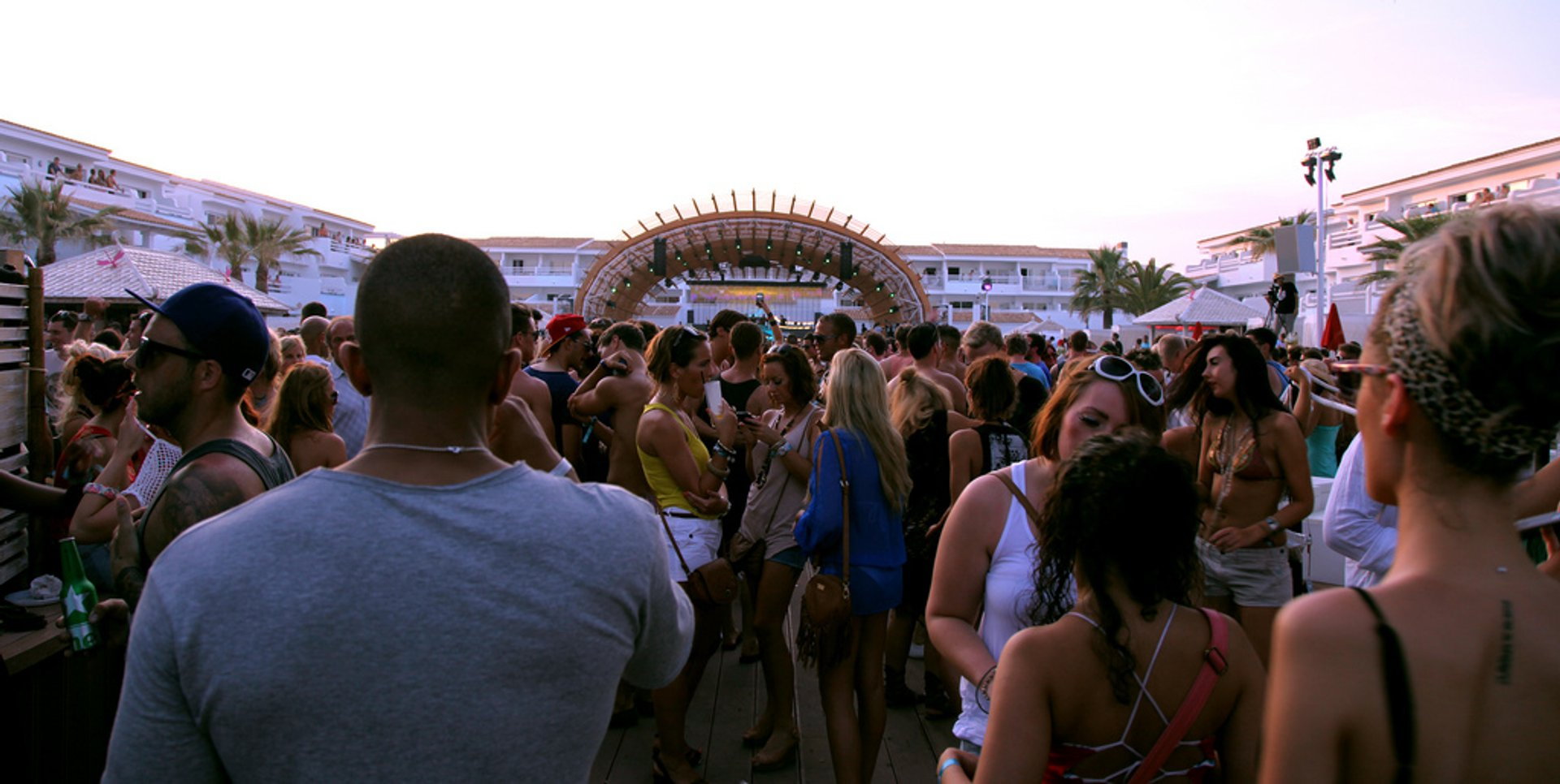 Best time for BBC Radio 1 Weekend in Ibiza 2020