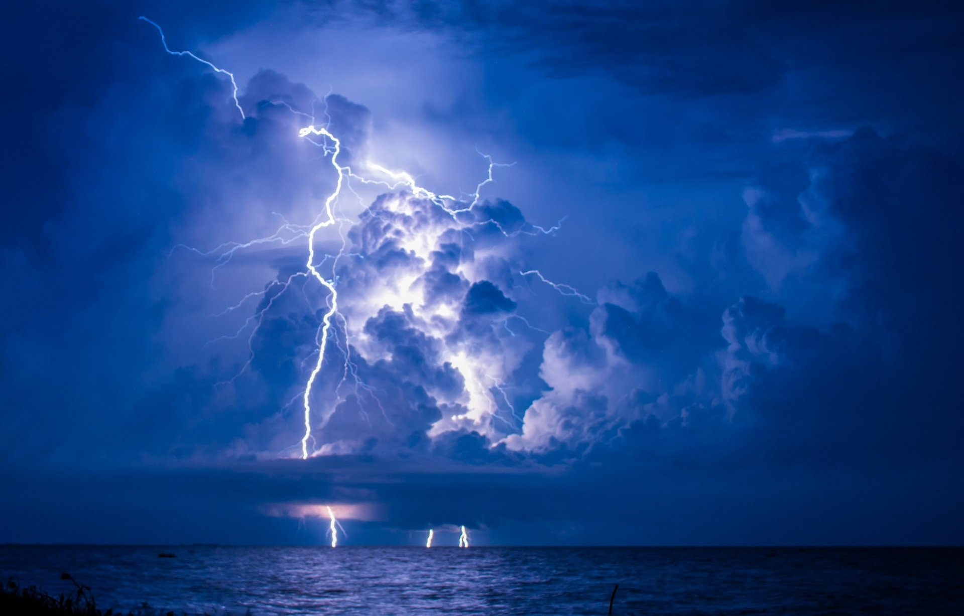 Catatumbo Lightning in Venezuela - Best Time