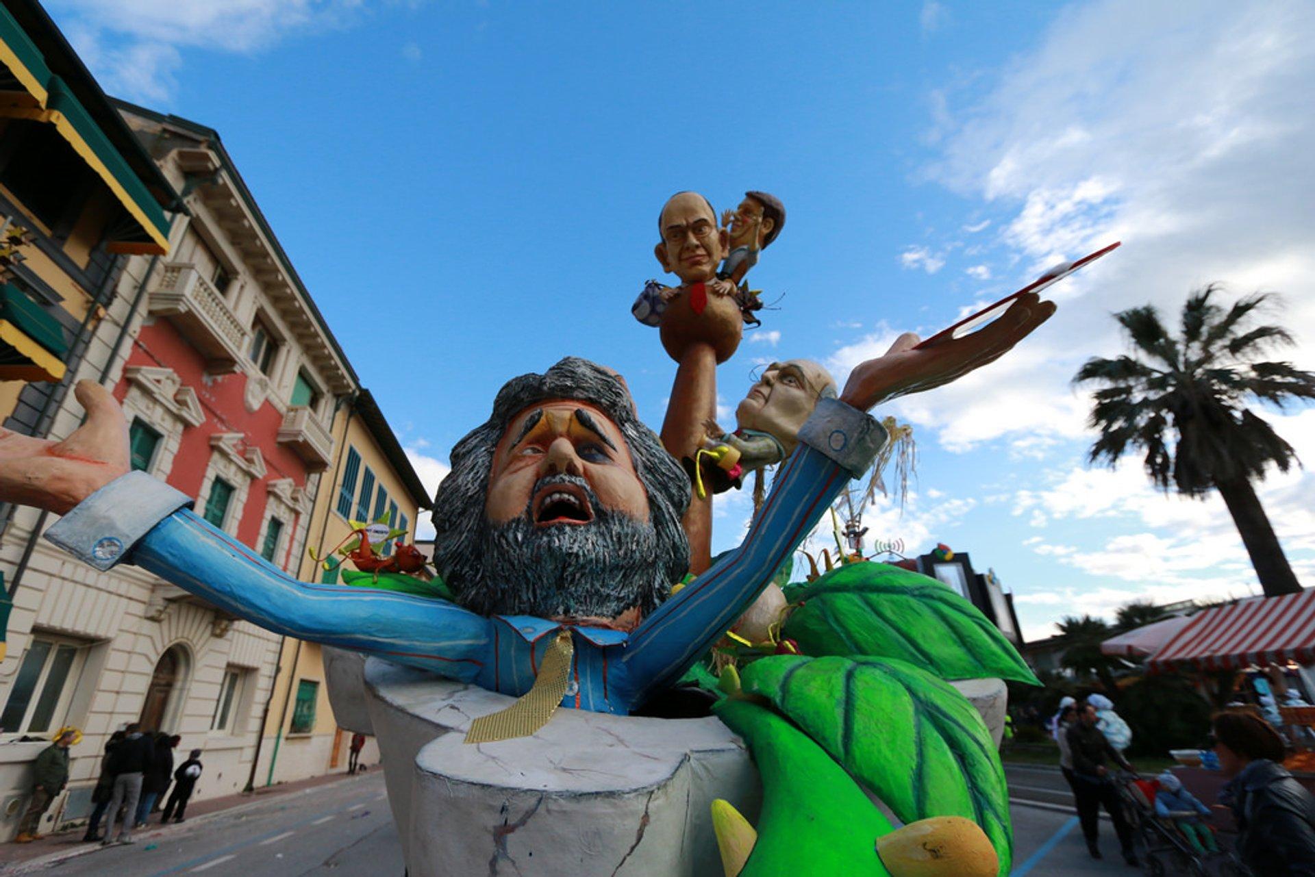 """Pesto alla genovese"" by Michelangelo Francesconi. Viareggio Carnival Parade 2020"
