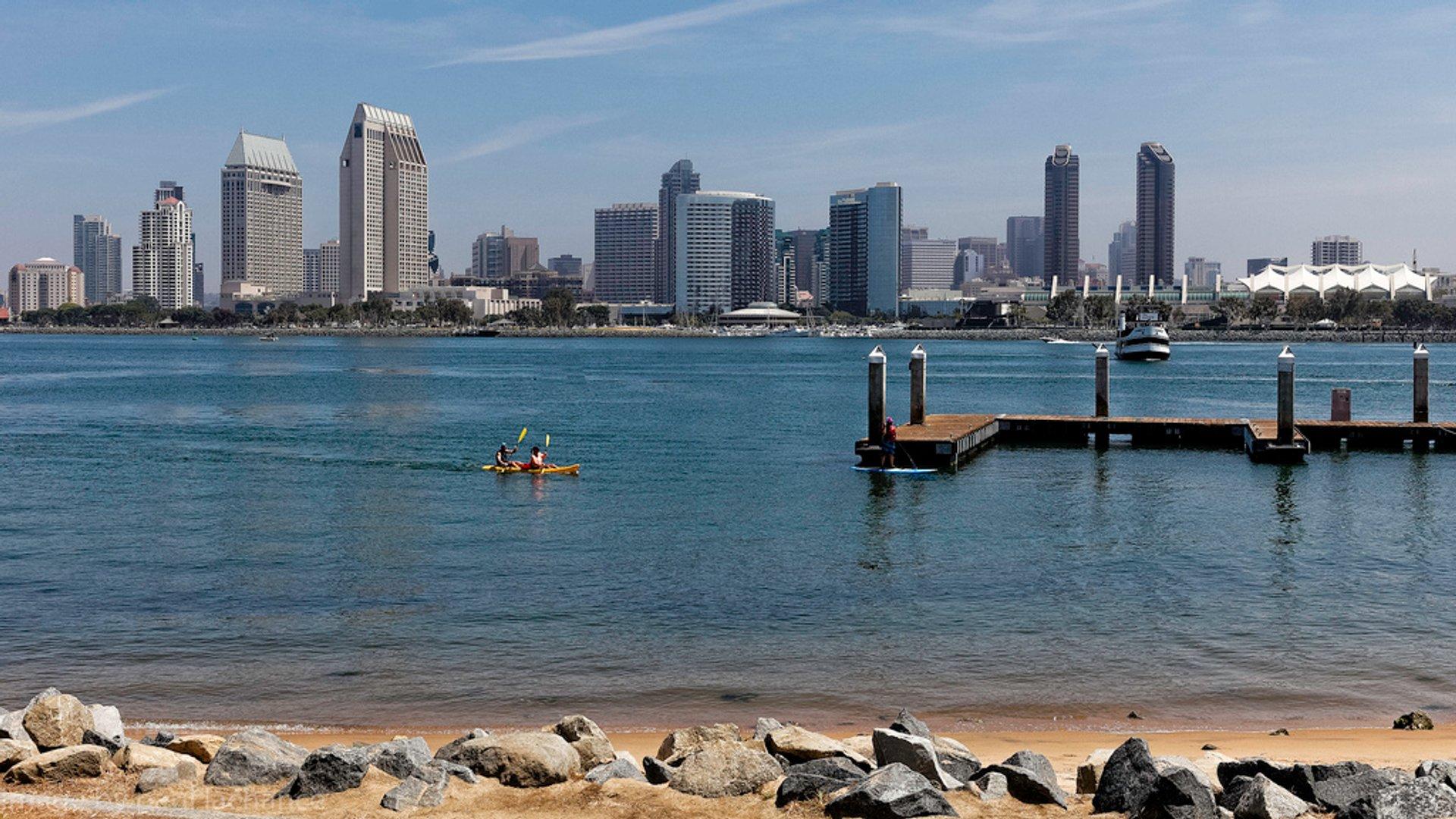 Kayaking in San Diego 2020 - Best Time