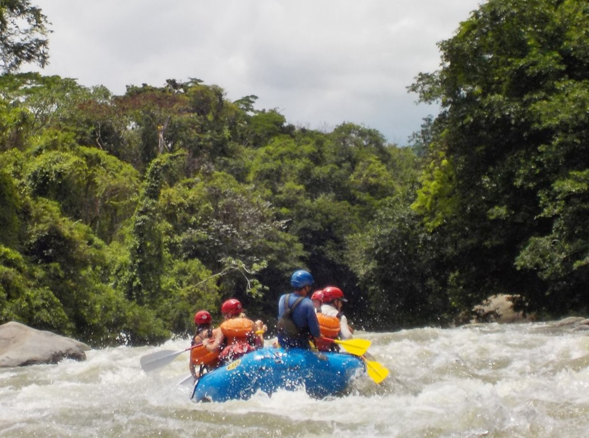 White Water Rafting in Panama - Best Season 2020