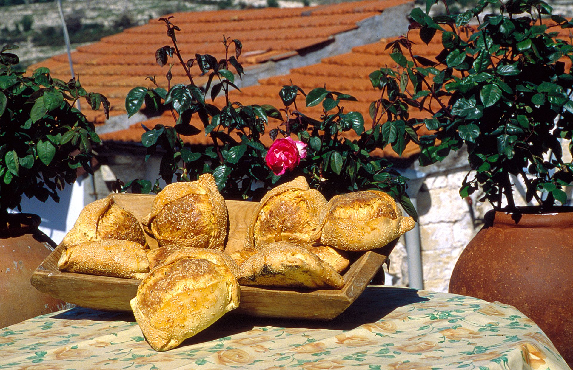 Easter Flaounes in Cyprus - Best Season 2019