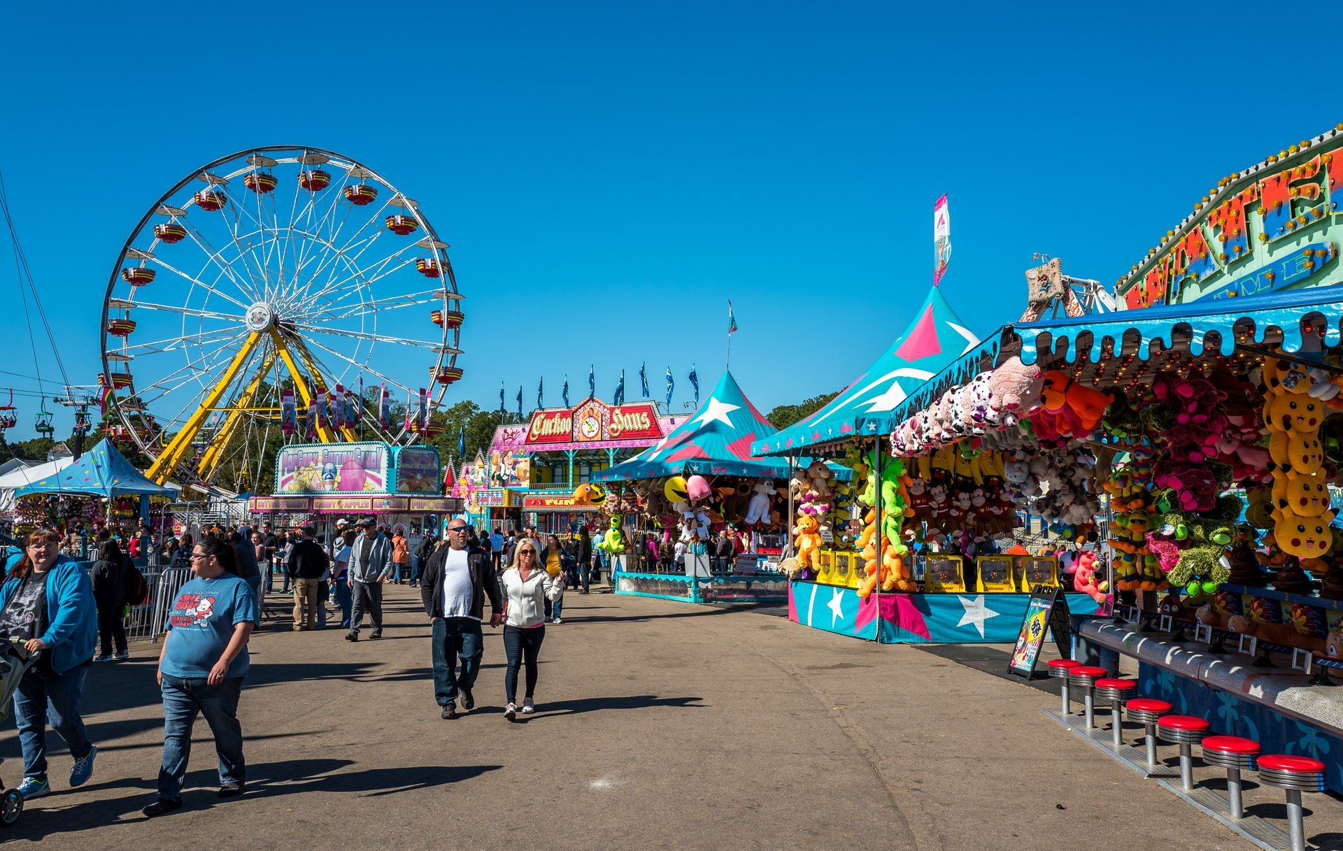 North Carolina State Fair in North Carolina 2020 - Best Time