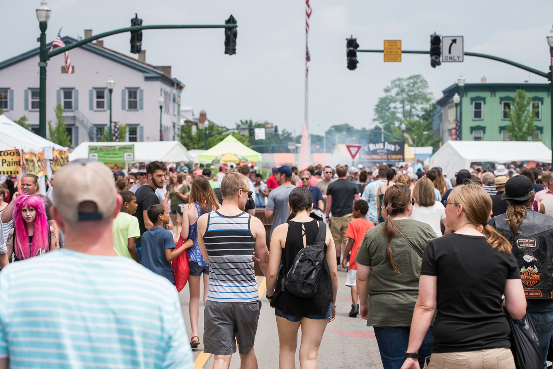 Troy Strawberry Festival in Ohio - Best Season 2020