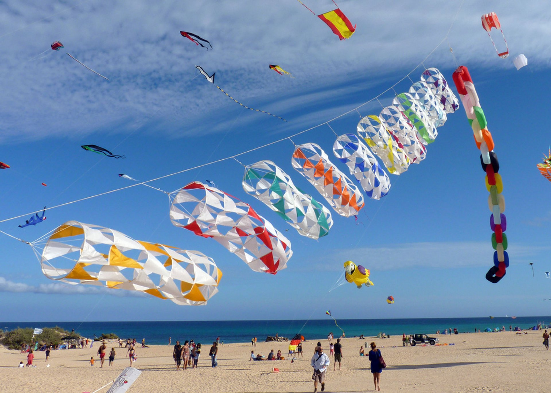 Fuerteventura Kite Festival in Canary Islands - Best Season 2020