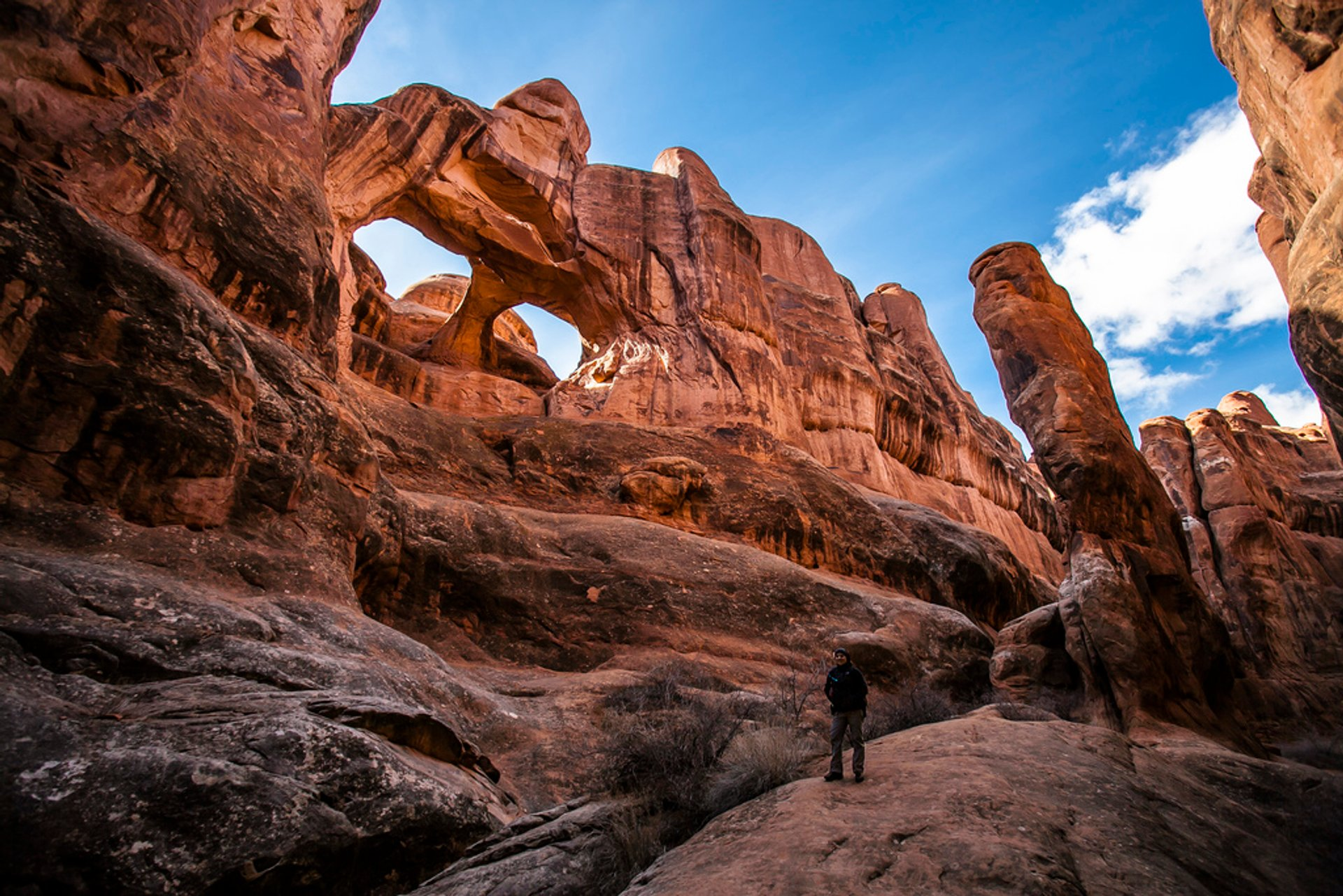 Best time to see Arches National Park 2020
