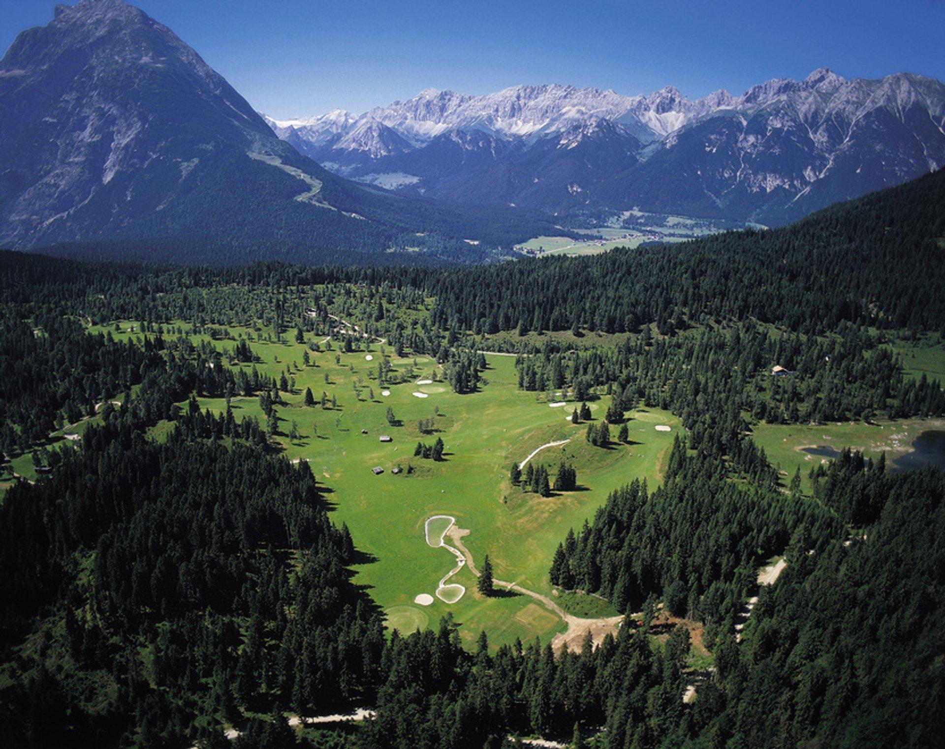 Alpine Golf in Austria - Best Season 2019