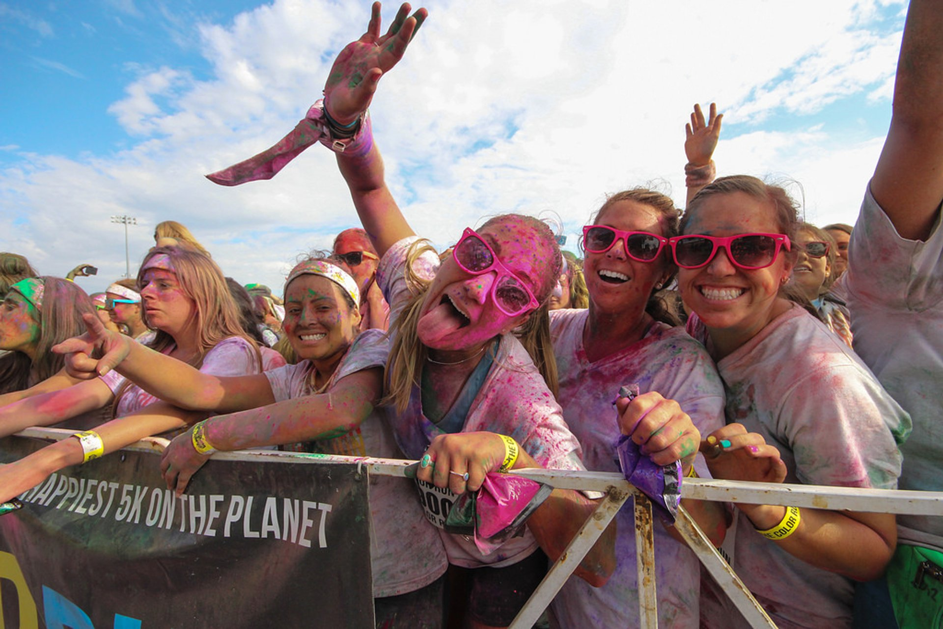 Best time to see The Color Run 2020