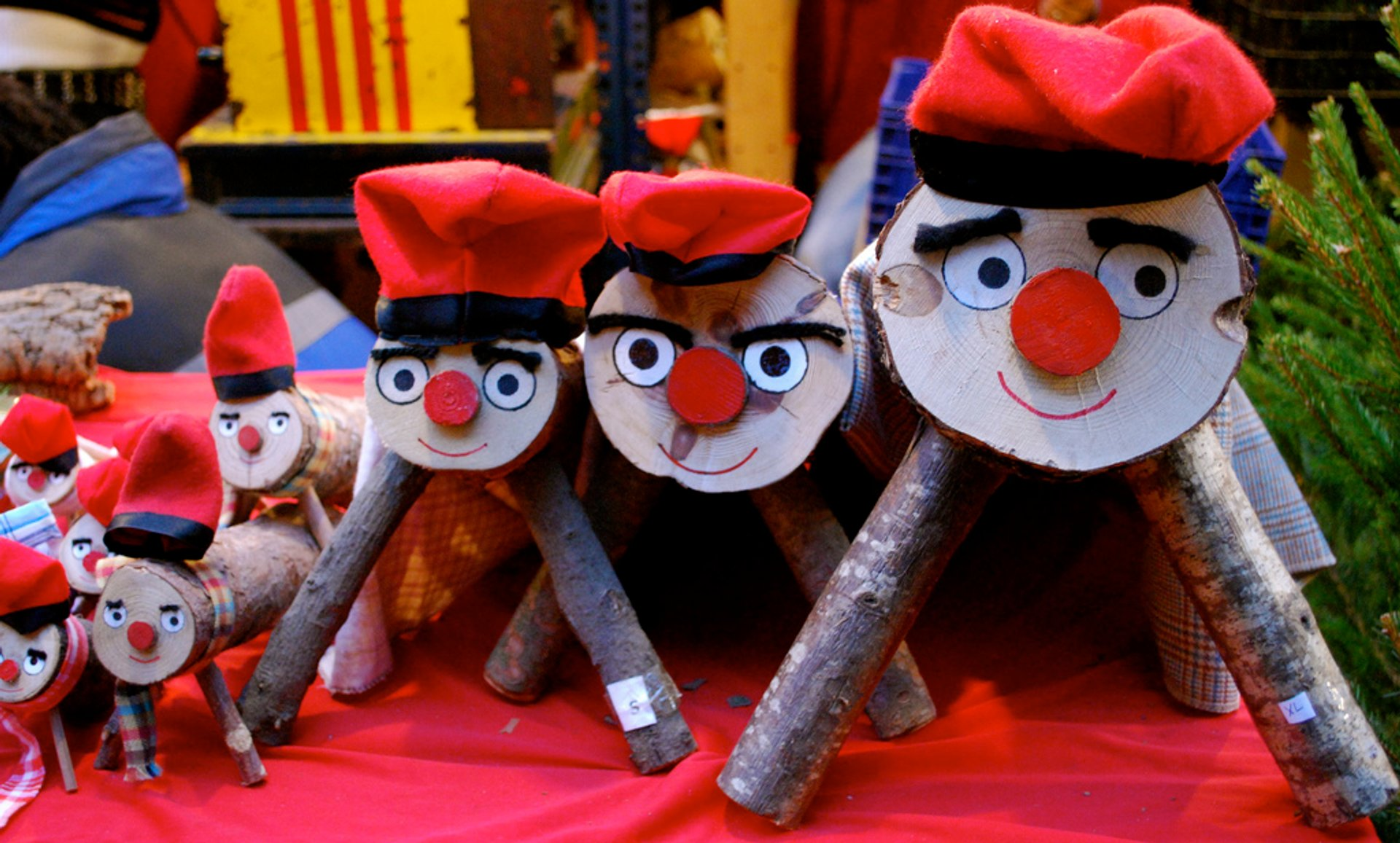 Tió de Nadal in Barcelona 2020 - Best Time