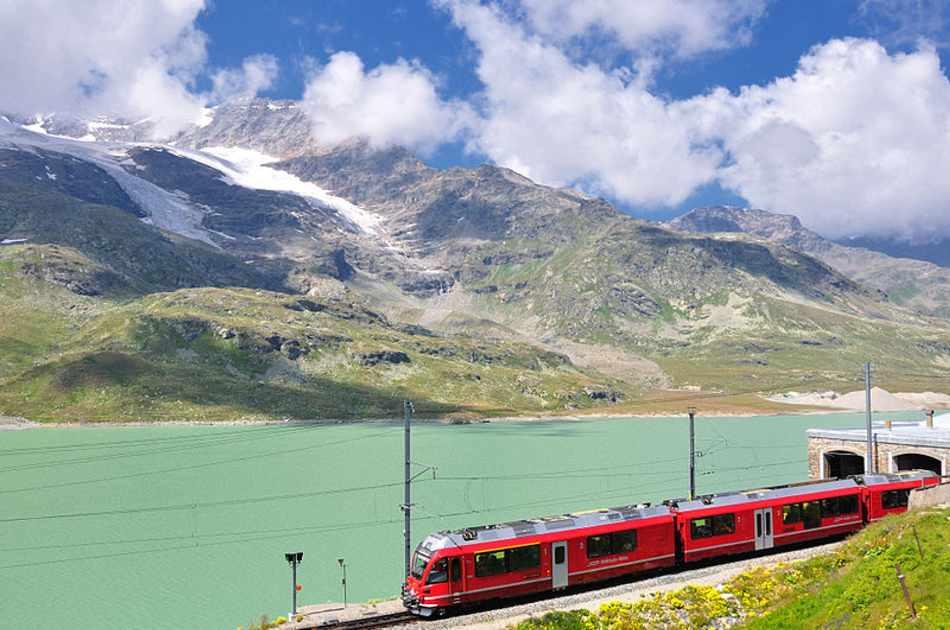 Bernina Express in Switzerland - Best Time
