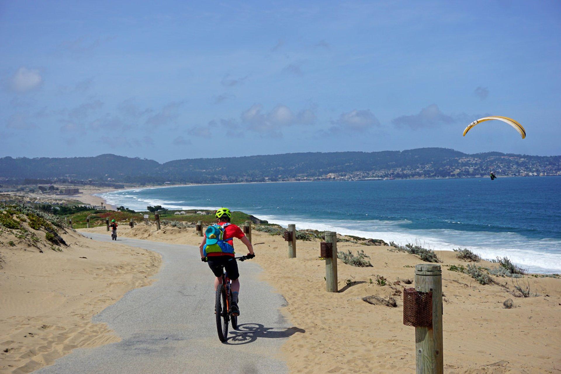 Monterey Bay Coastal Bike Path 2019