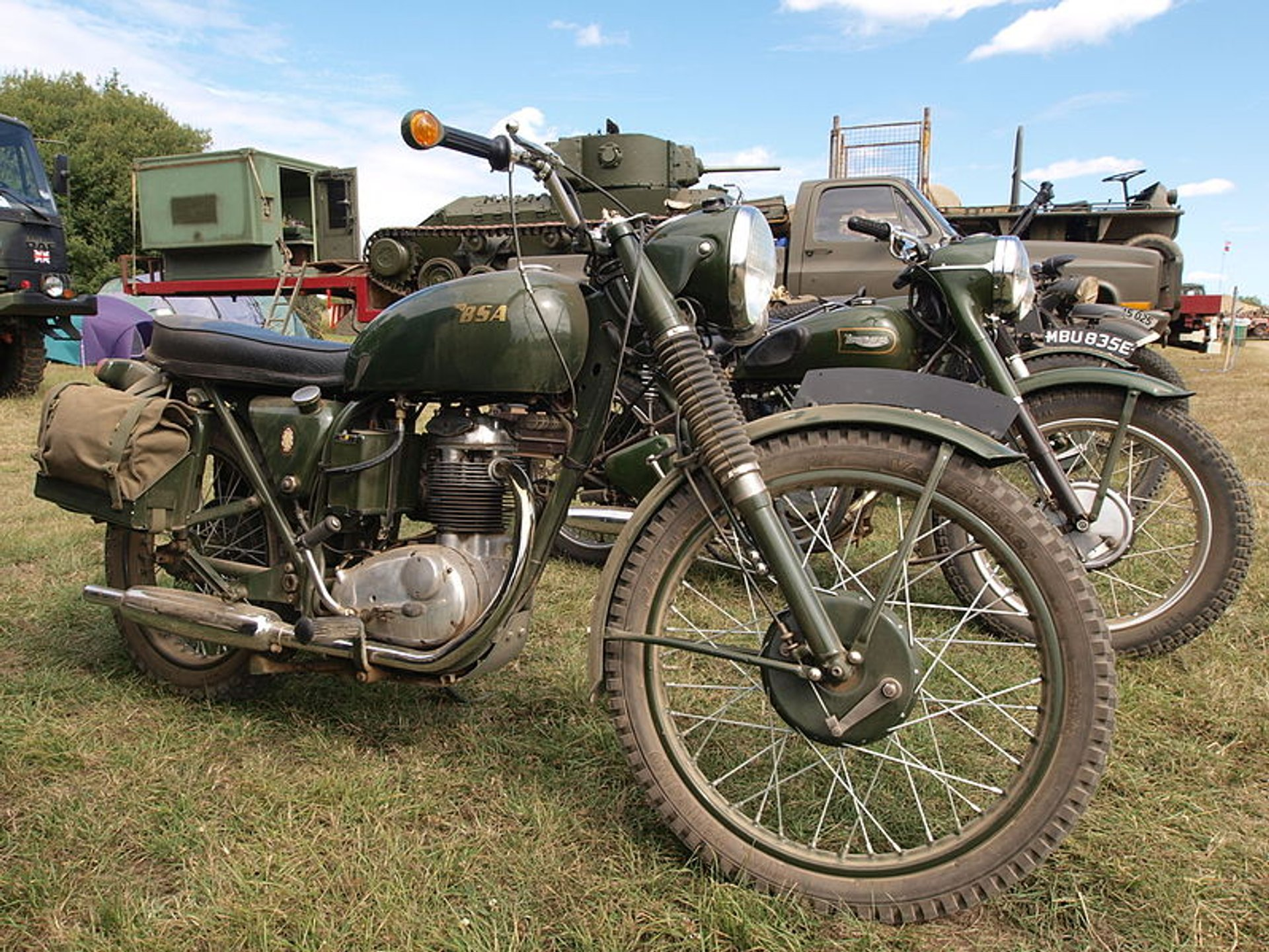 Best time for The War and Peace Revival in England 2019