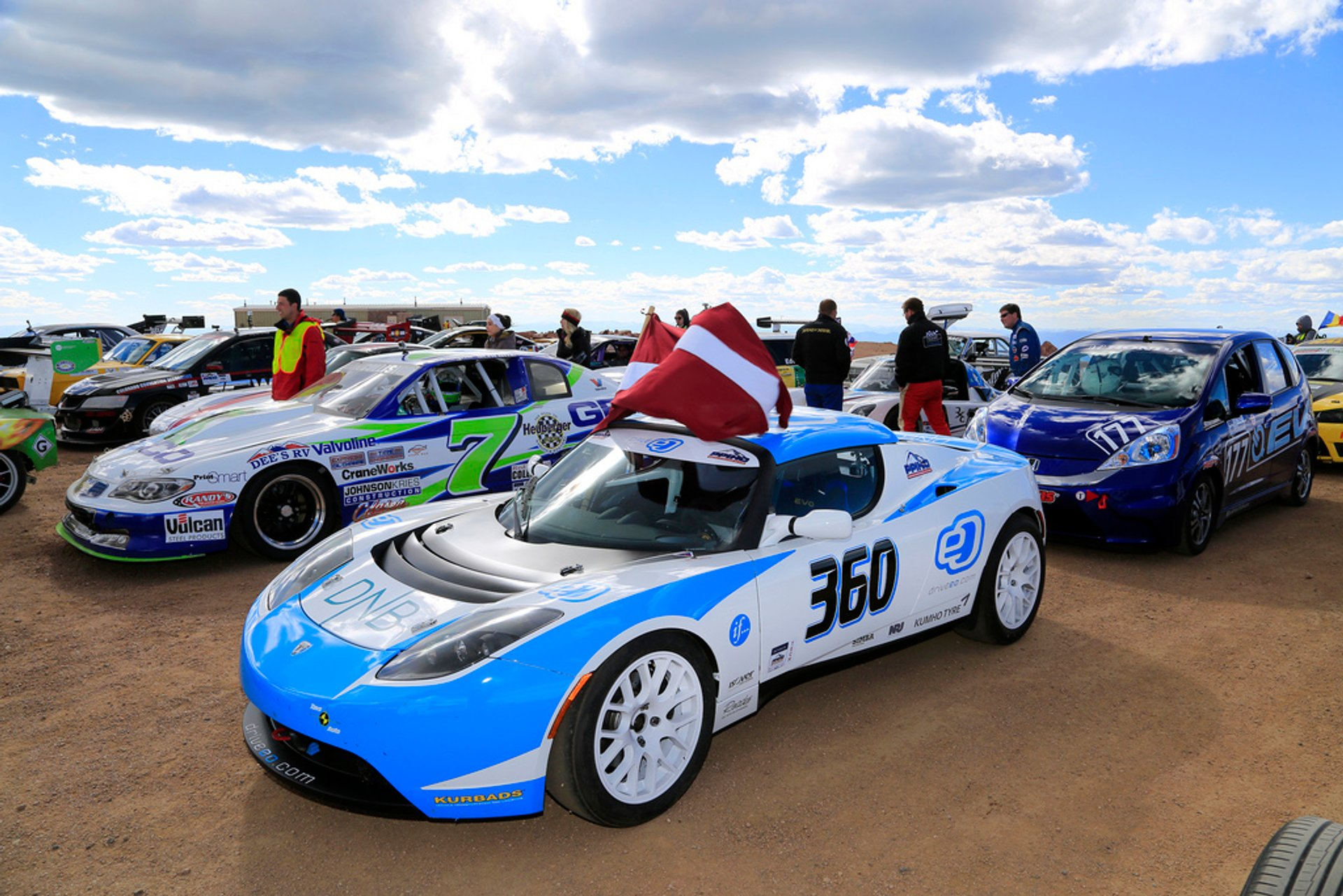 Pikes Peak International Hill Climb in Colorado 2020 - Best Time