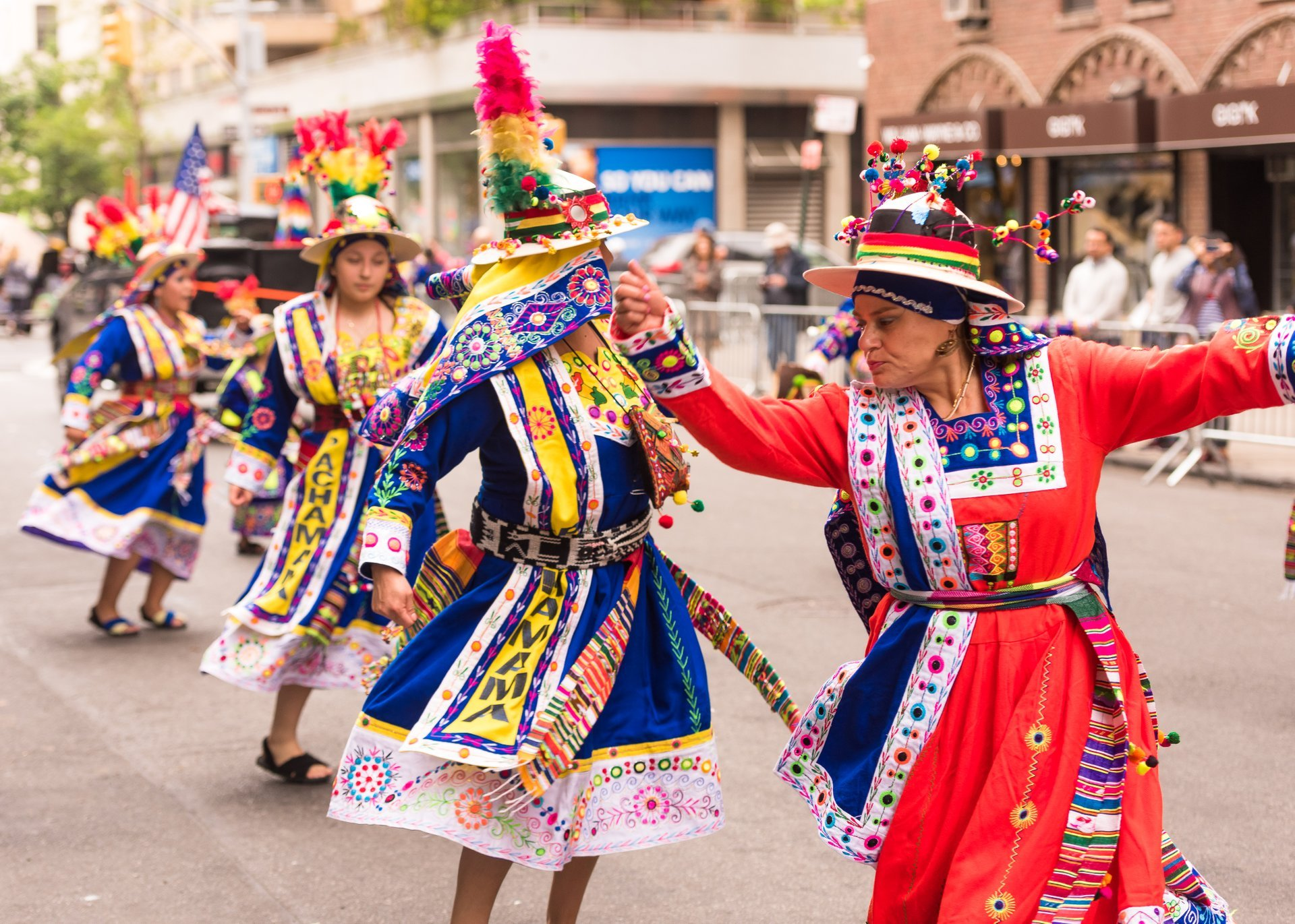 Best time to see Dance Parade & Festival in New York 2020