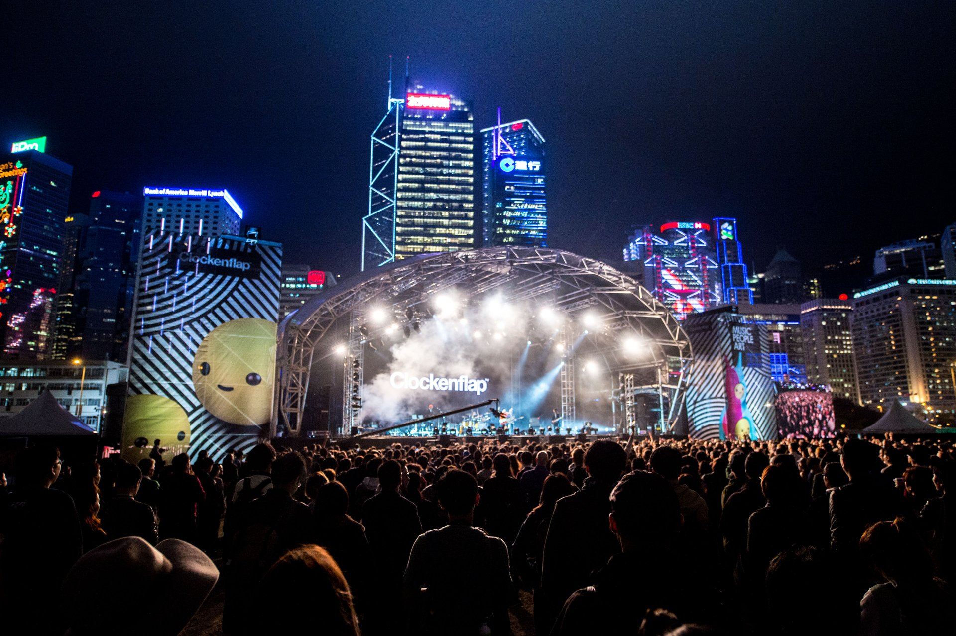 Clockenflap in Hong Kong - Best Time