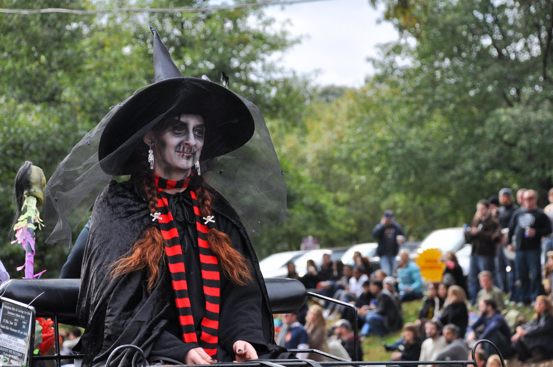 Halloween in Atlanta 2020 - Best Time