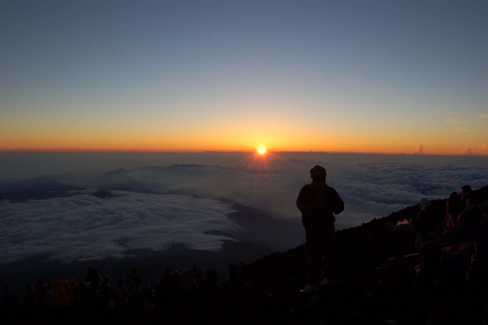 Climbing Mount Fuji in Japan - Best Time