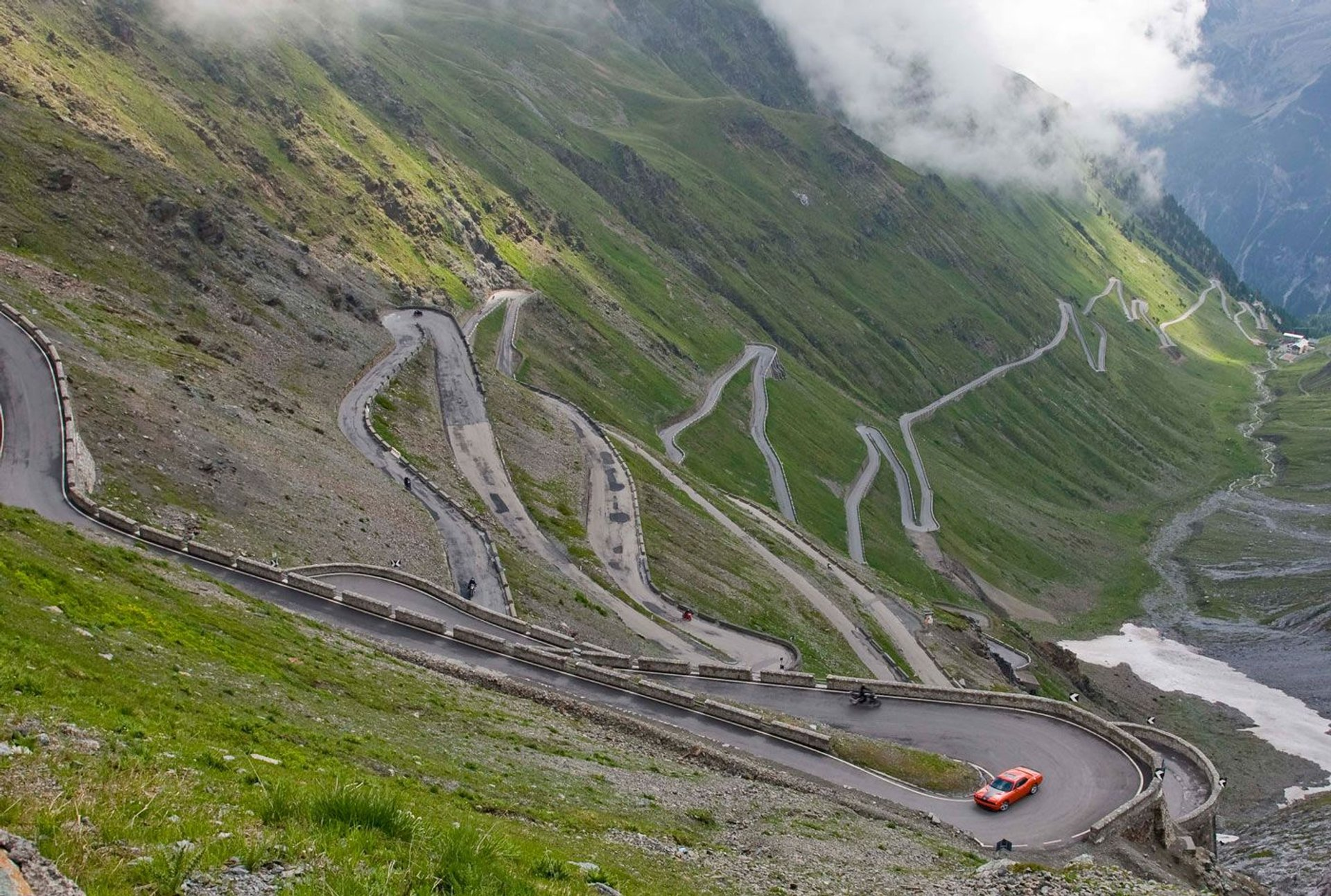Best time to see Stelvio Pass (Passo dello Stelvio) in Italy