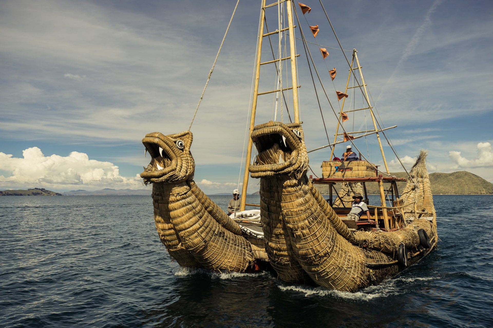 Cruise and Sail on Lake Titicaca in Bolivia 2019 - Best Time