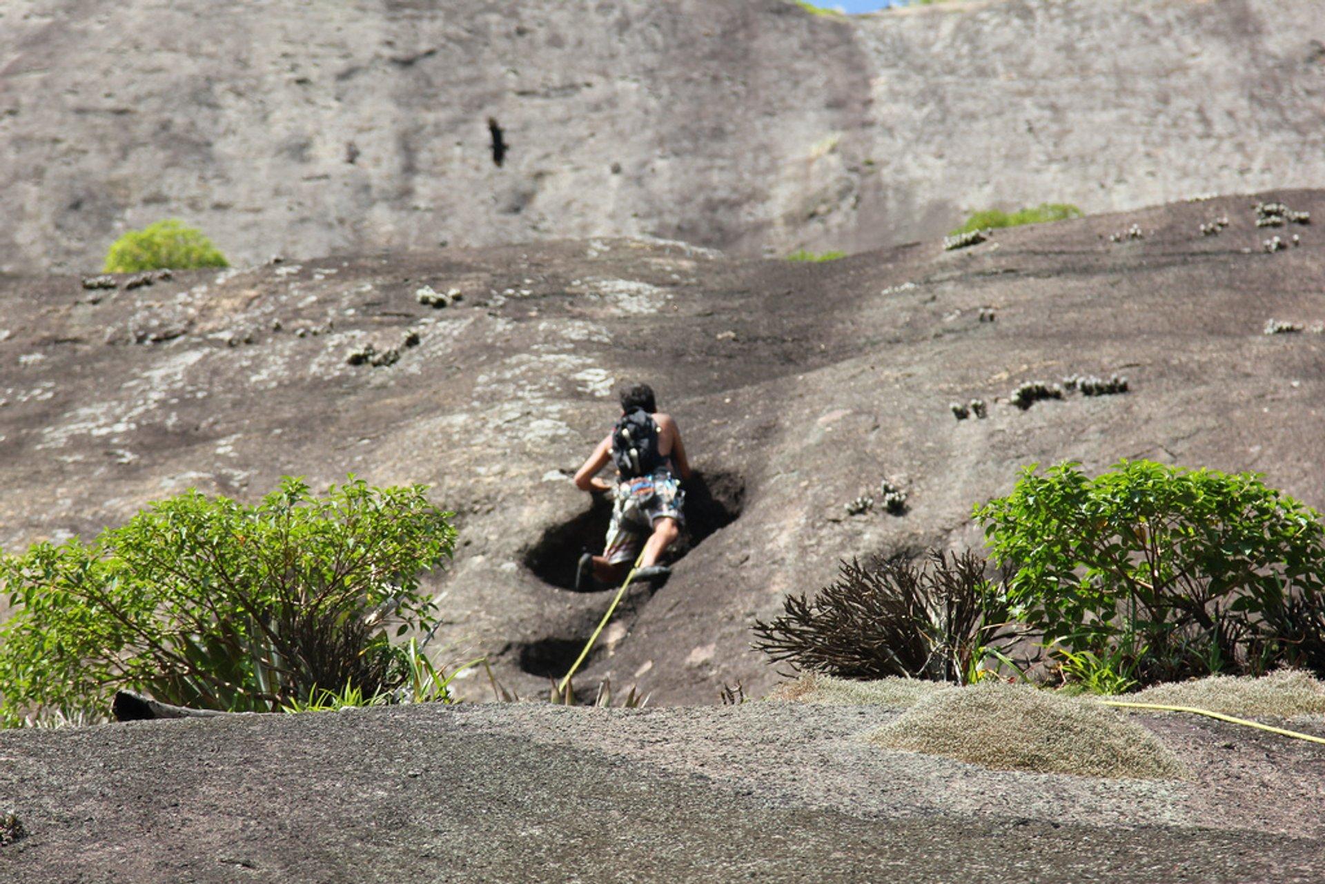 Rock Climbing in Rio de Janeiro - Best Season 2020