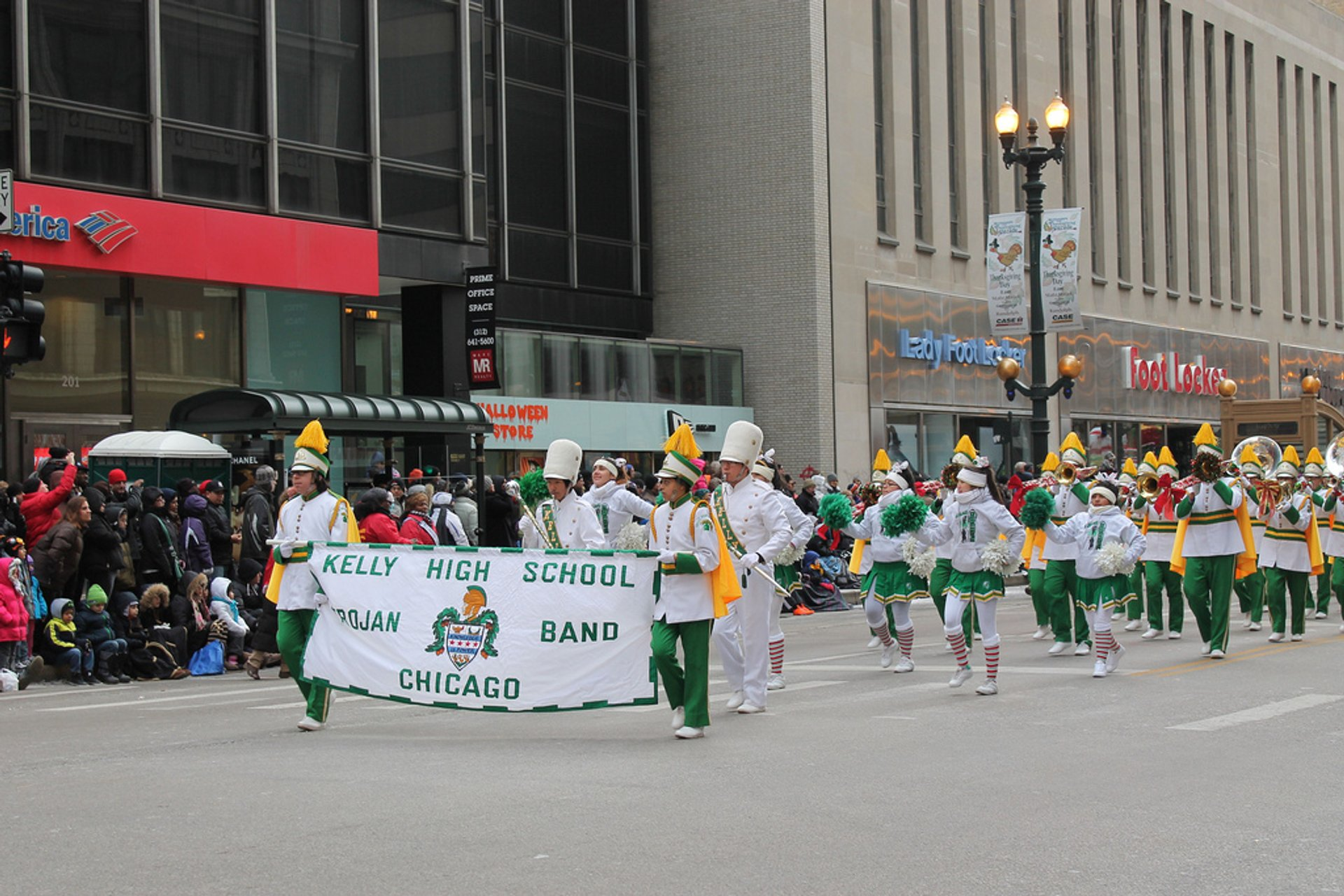 Best time for Chicago Thanksgiving Parade 2020