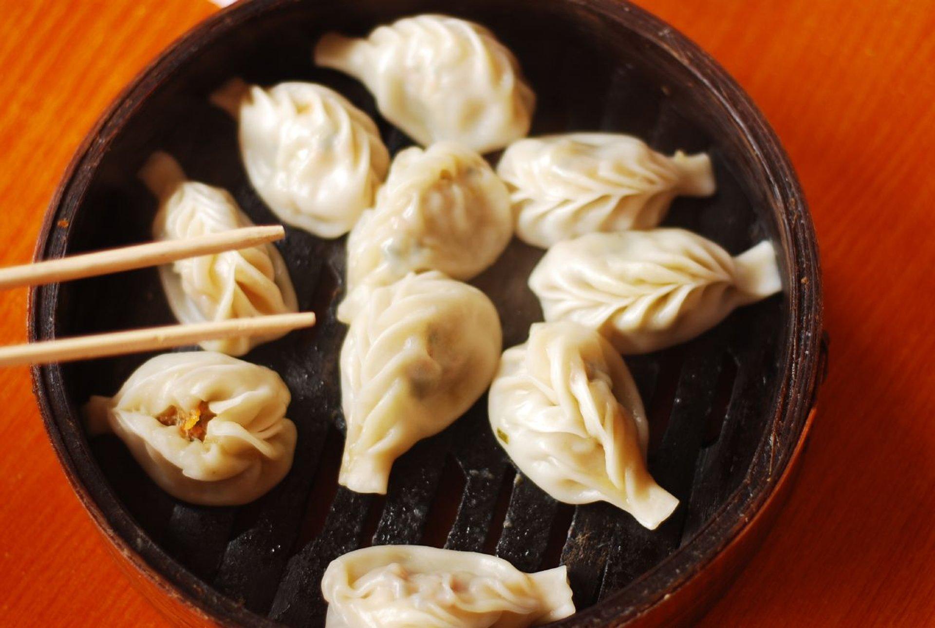 Dumplings in China 2020 - Best Time