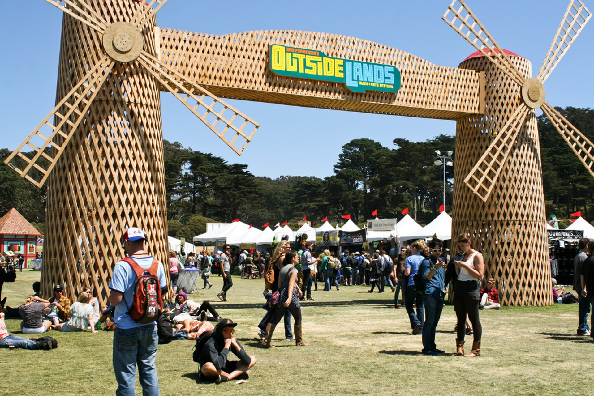 Outside Lands Music and Art Festival in San Francisco 2019 - Best Time
