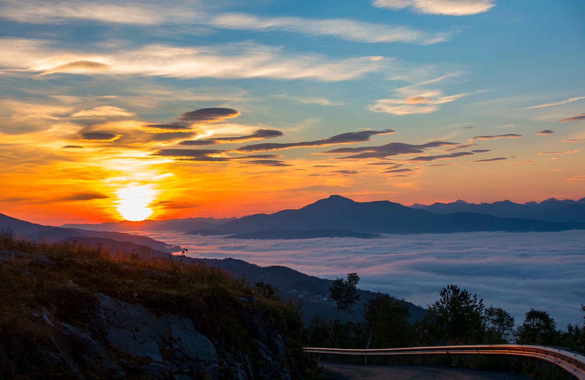 The Molde Panorama in Norway - Best Time