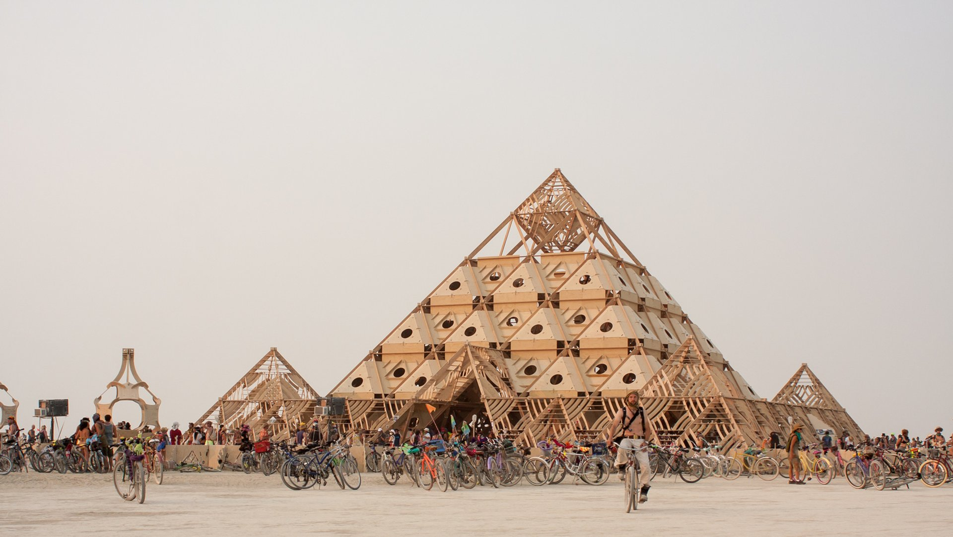 Best time to see Burning Man 2019