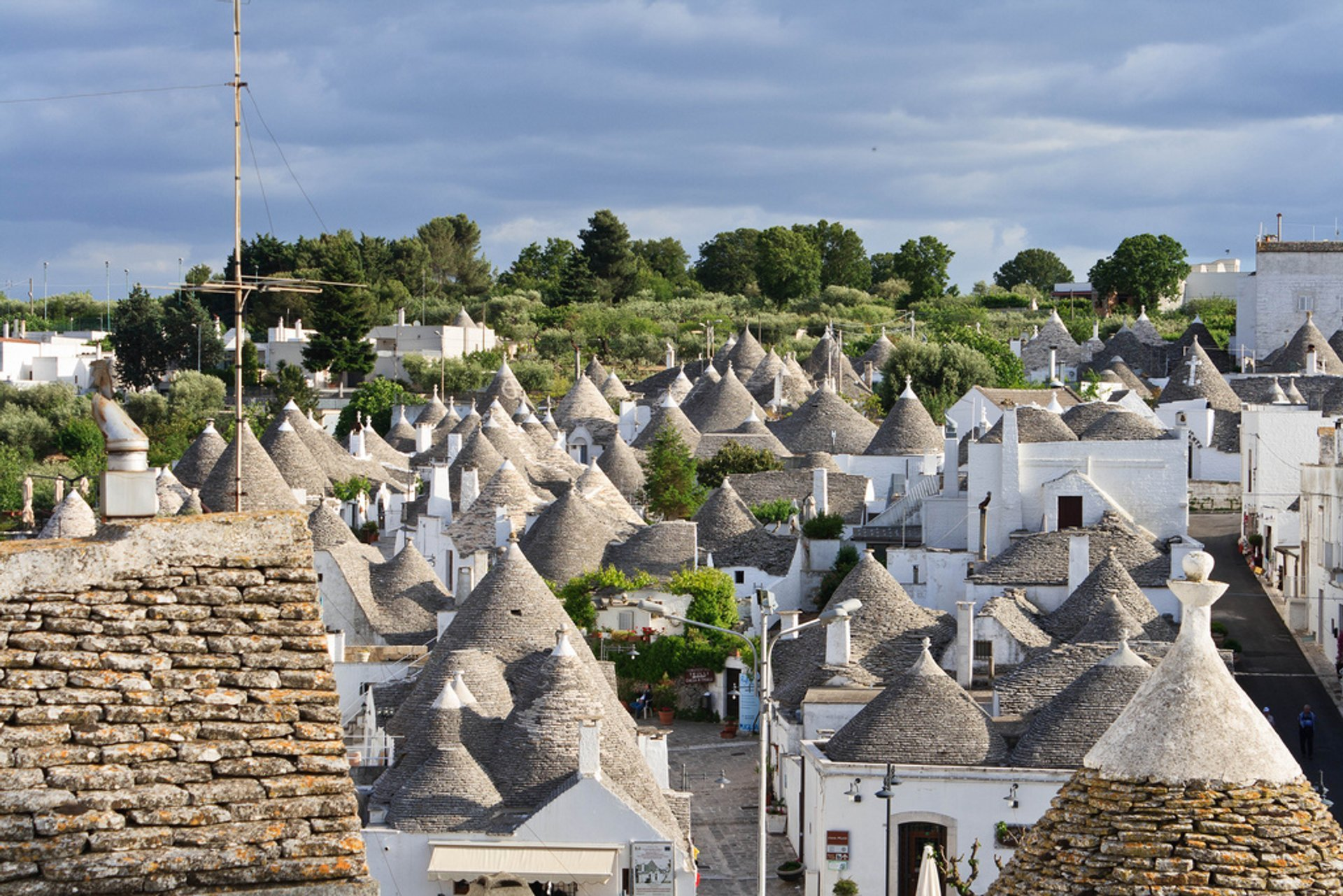 Best time for Trulli of Alberobello 2020