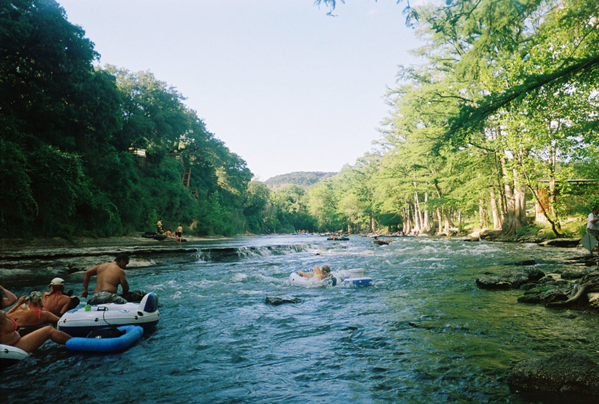 River Tubing in Texas - Best Season 2020