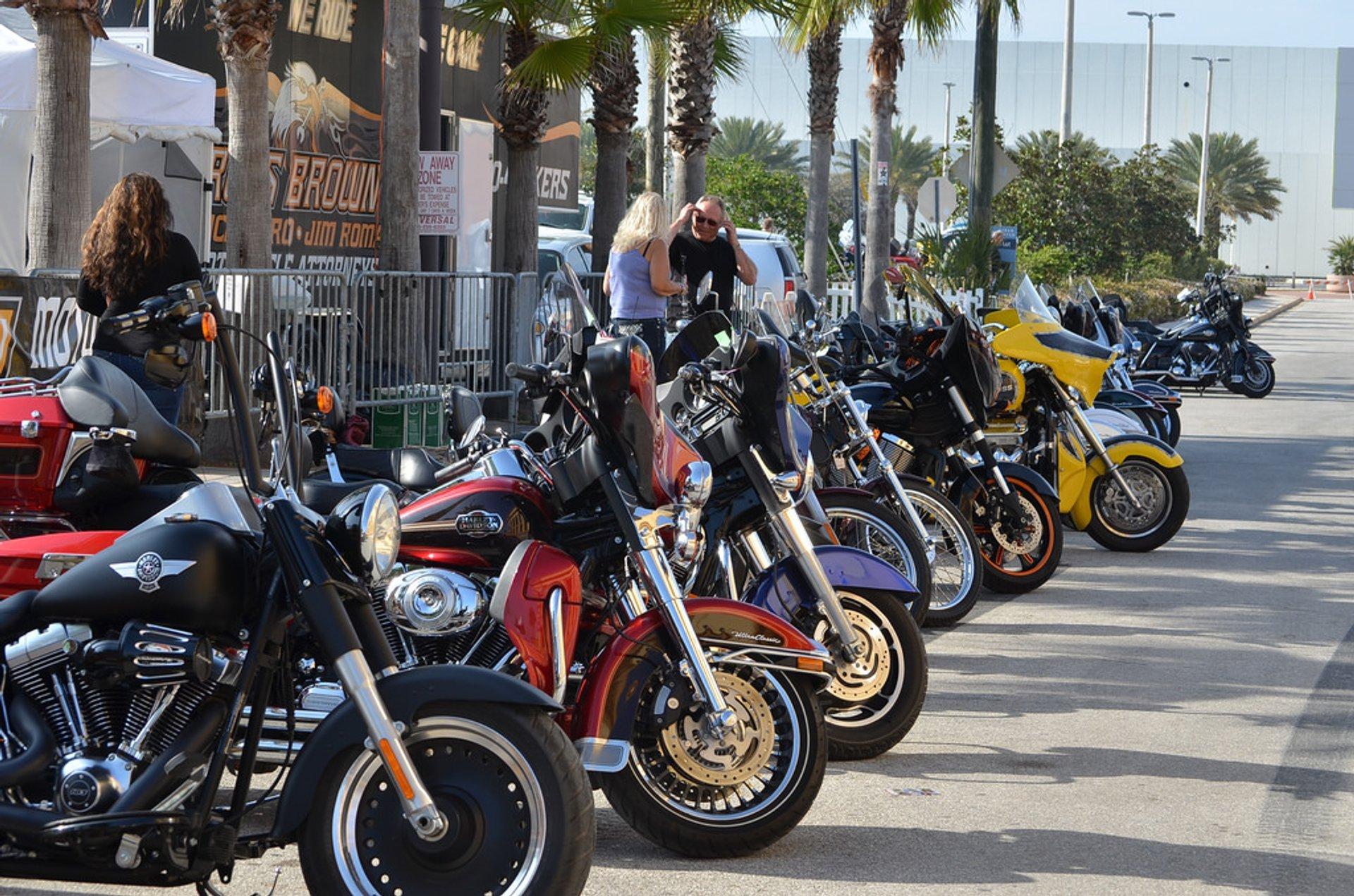 Daytona Beach Bike Week in Florida - Best Season 2020