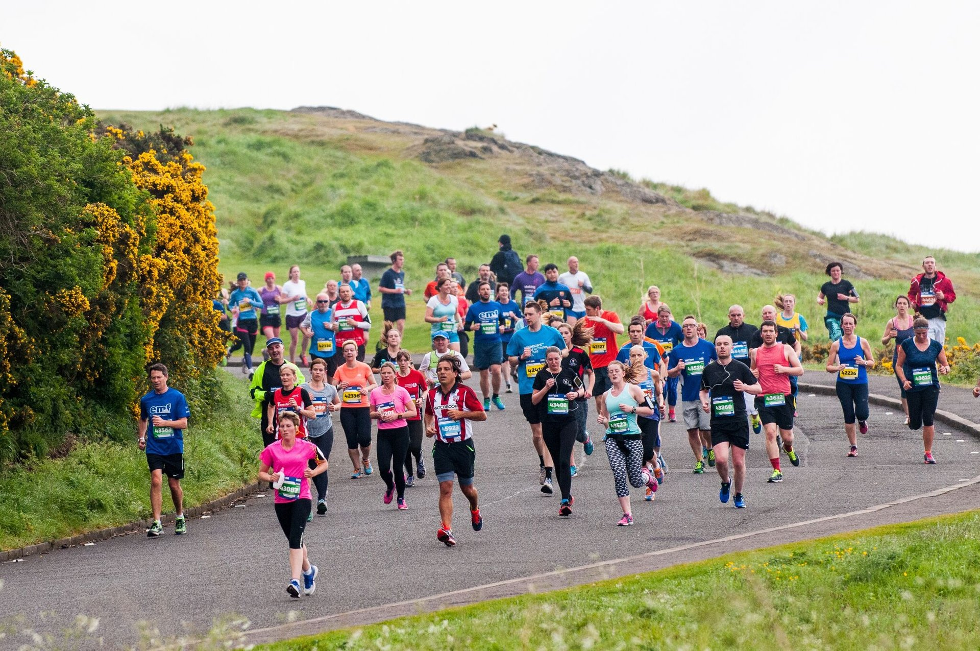 Edinburgh Marathon in Edinburgh 2020 - Best Time