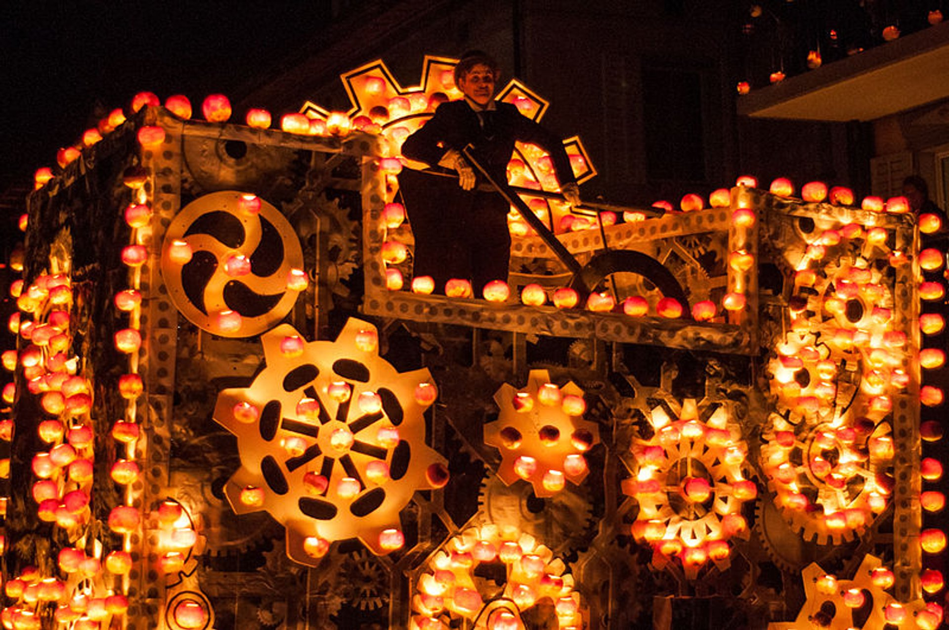 Best time for Räbechilbi: Gourd-Lantern Parade in Richterswil in Switzerland 2020