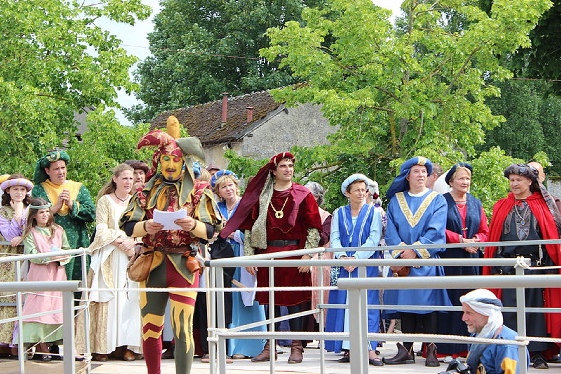 Best time for Medieval Festivals in France 2020