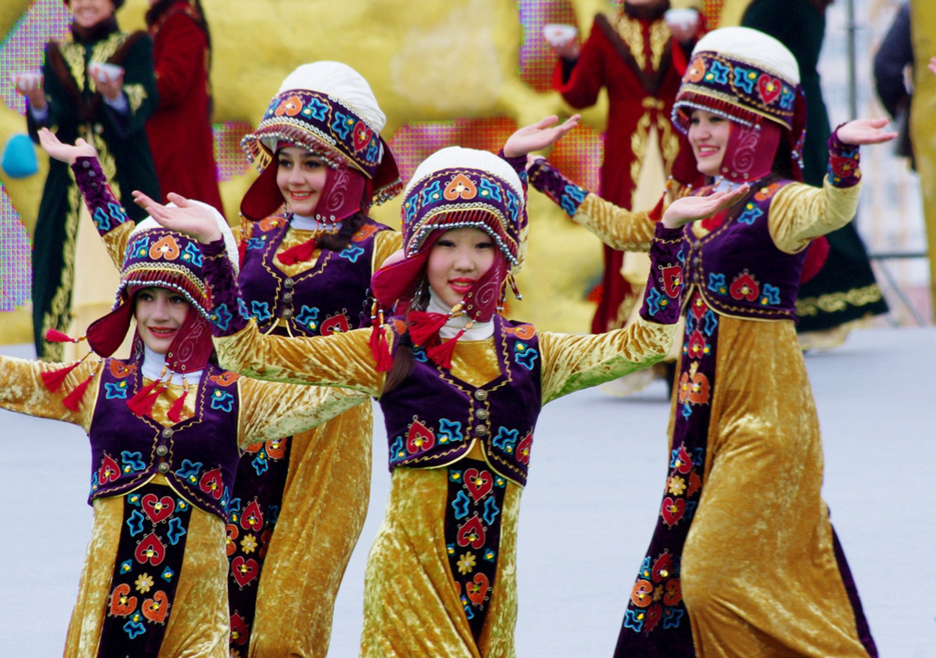 Nauryz (Spring/New Life) Festival in Mongolia 2020 - Best Time