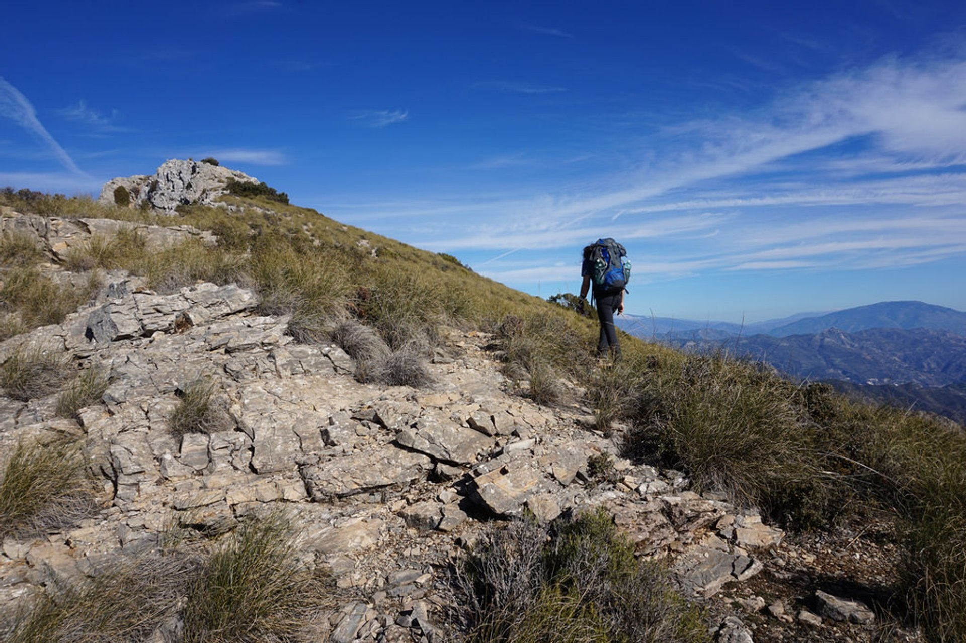 Best time for El Cielo Mountain Hiking in Spain 2019