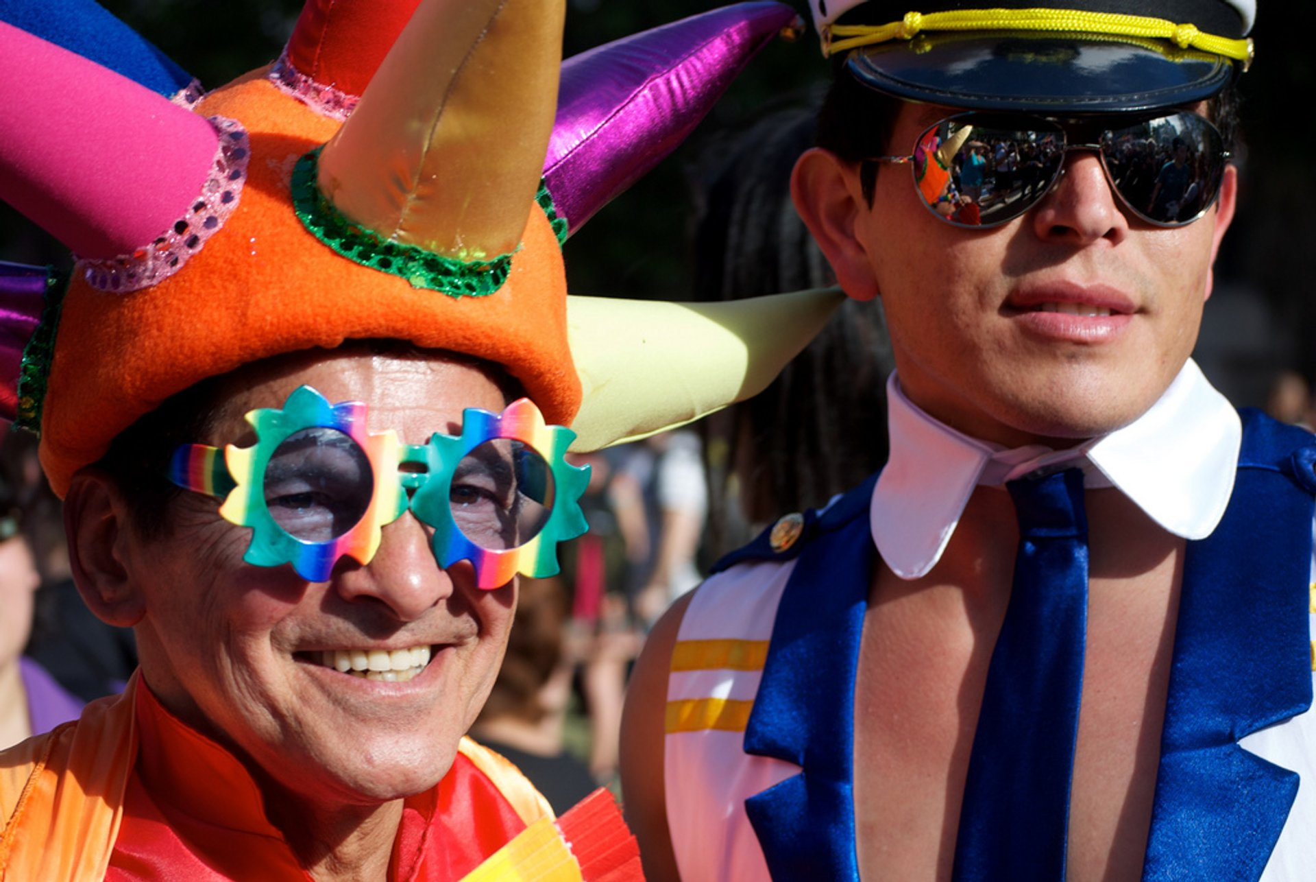 Best time for Marcha del Orgullo LGBTI (Buenos Aires Gay Pride)