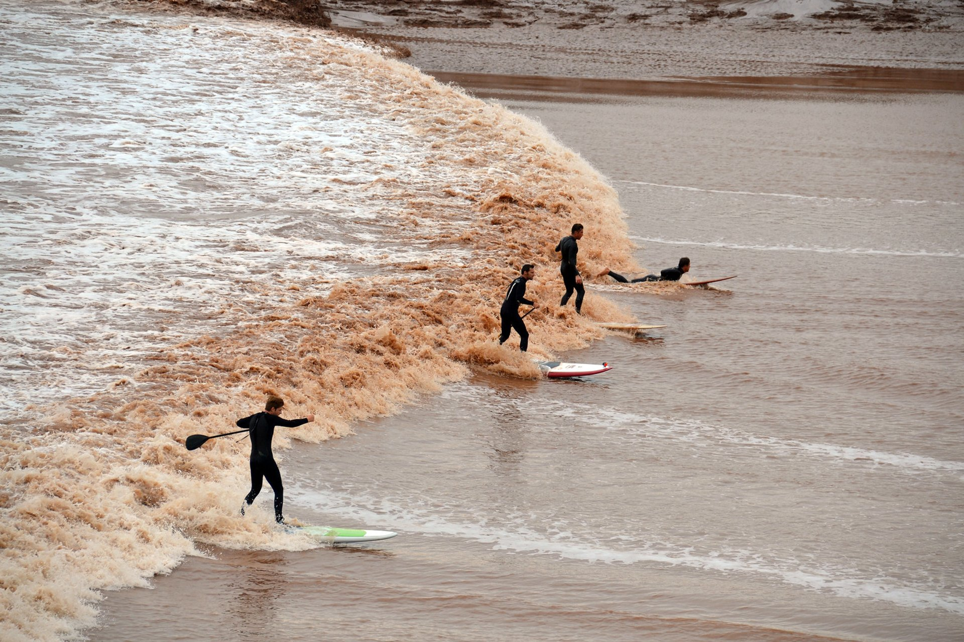 Moncton Tidal Bore Surfing & Viewing in New Brunswick 2020 - Best Time