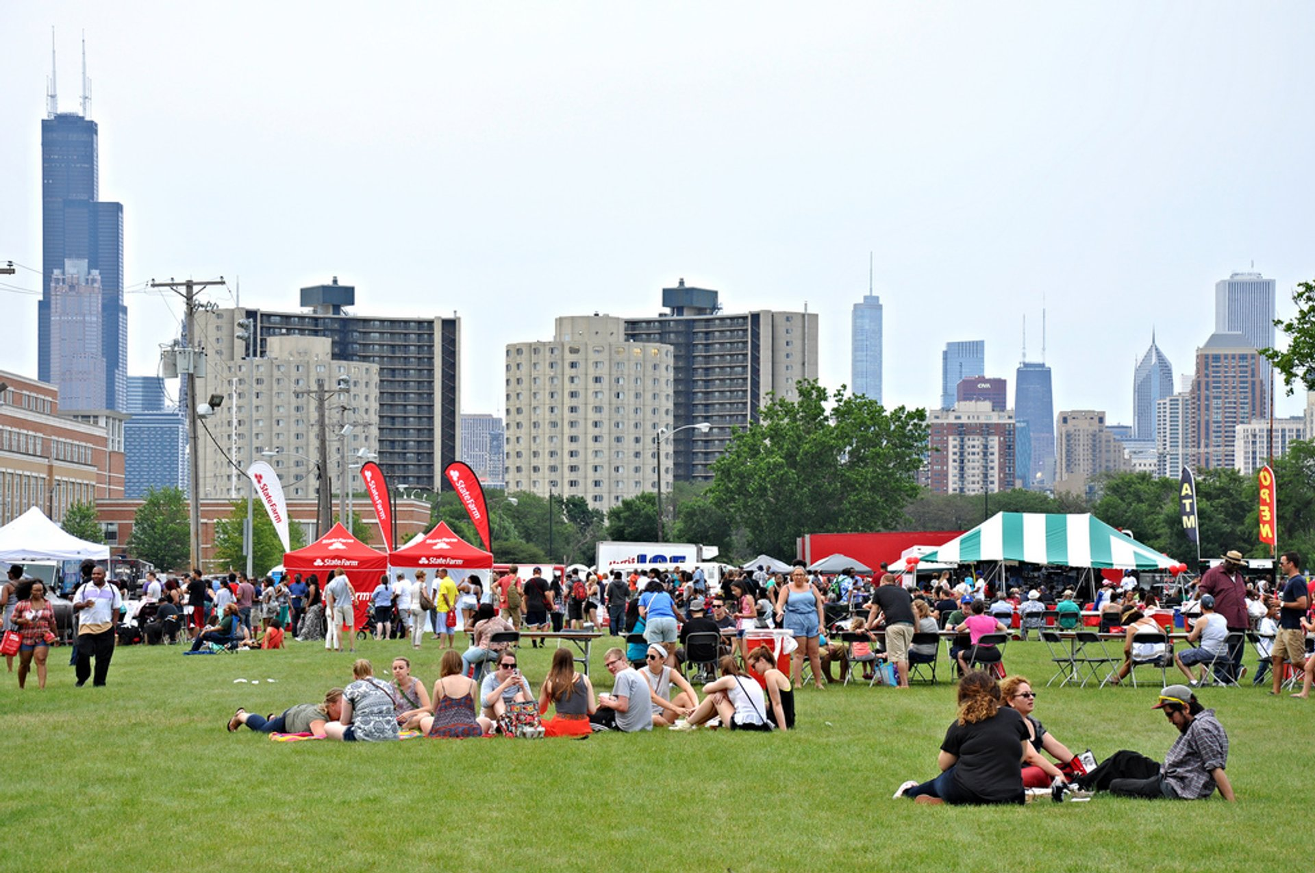 Chicago Food Truck Festival in Chicago - Best Season 2020