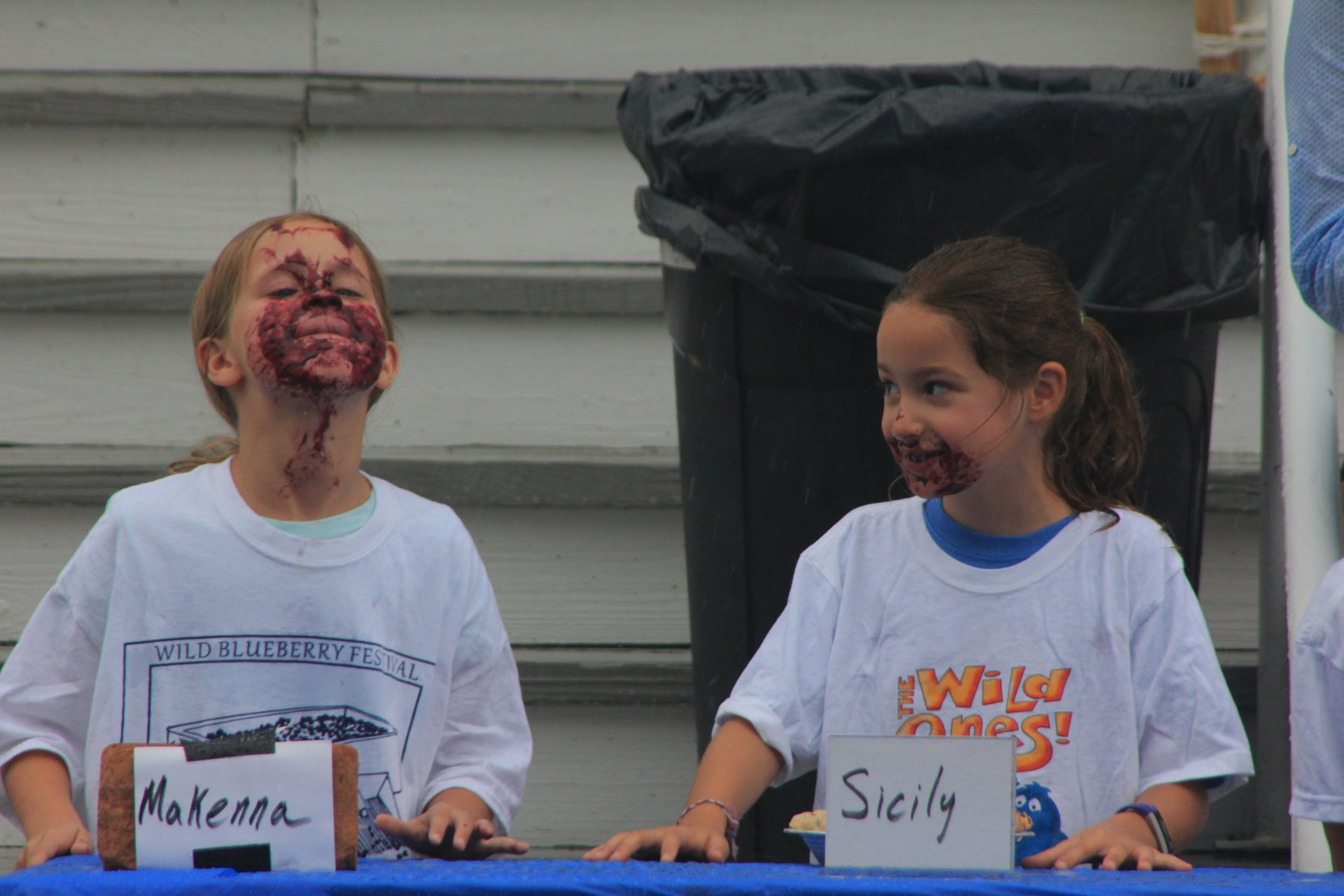 Pie eating contest 2020