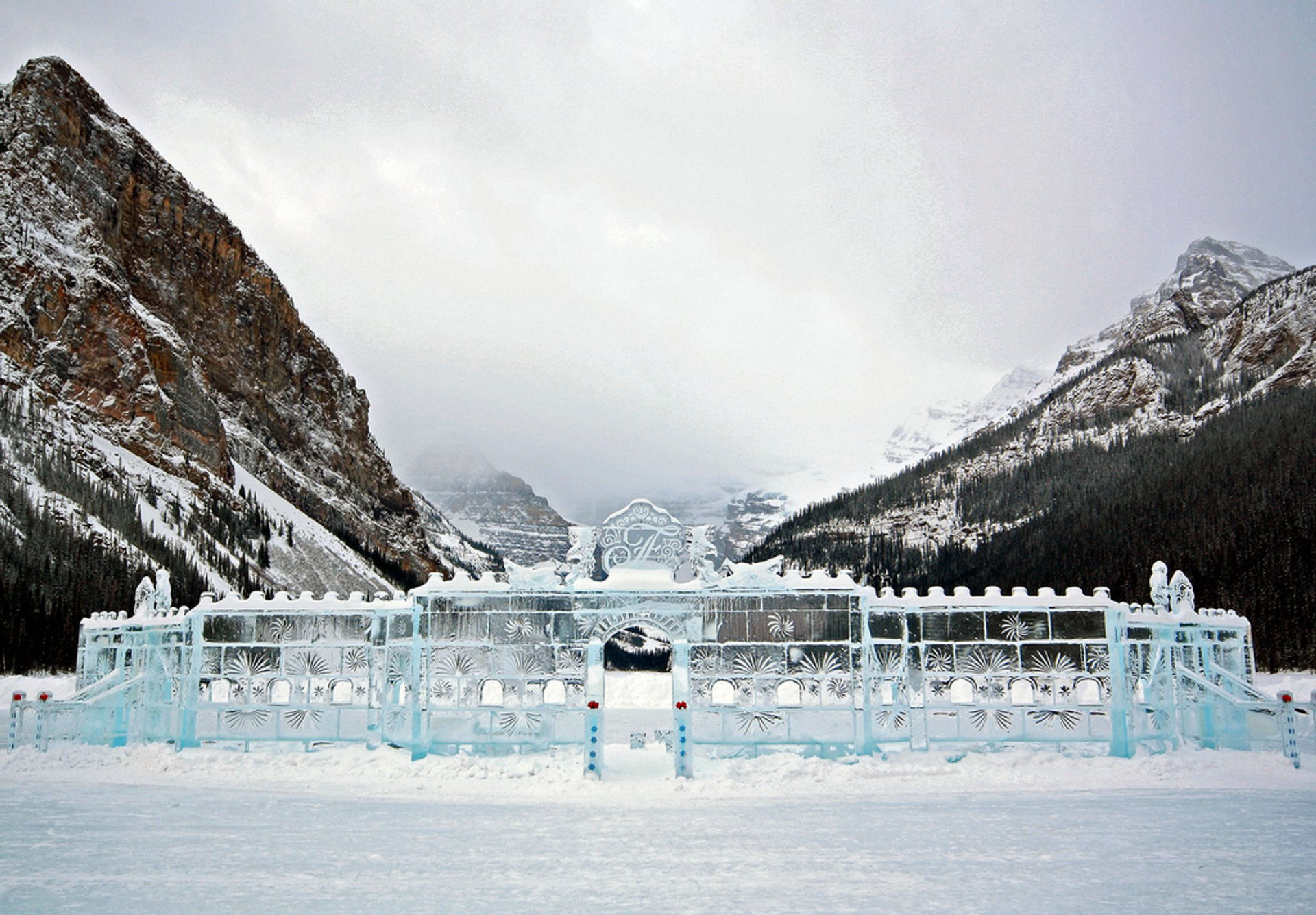 Lake Louise Ice Magic Festival in Banff & Jasper National Parks - Best Season