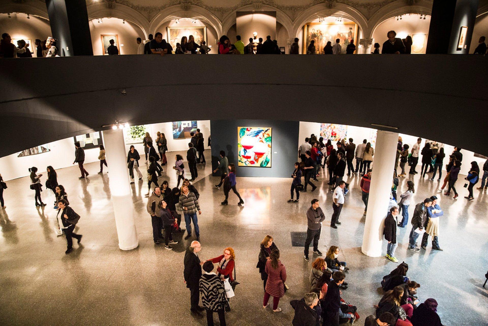 La Noche de Los Museos (Museum Night) in Buenos Aires - Best Time