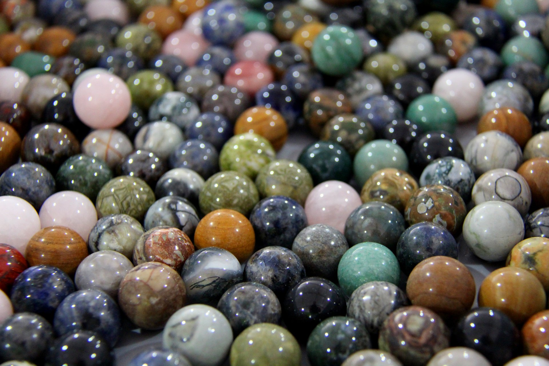 Stone Marbles 2020