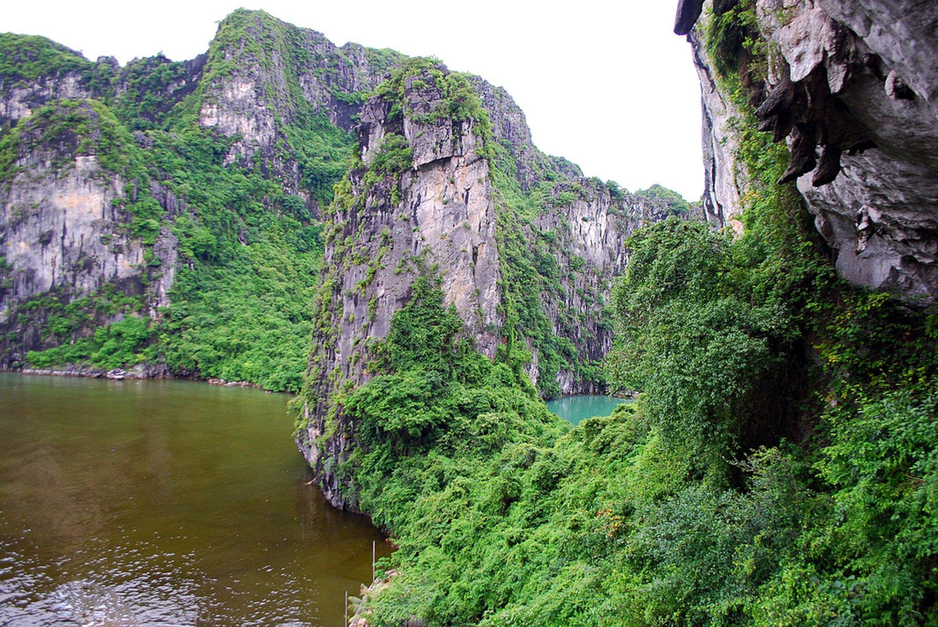 Ha Long Bay in Vietnam - Best Season 2020