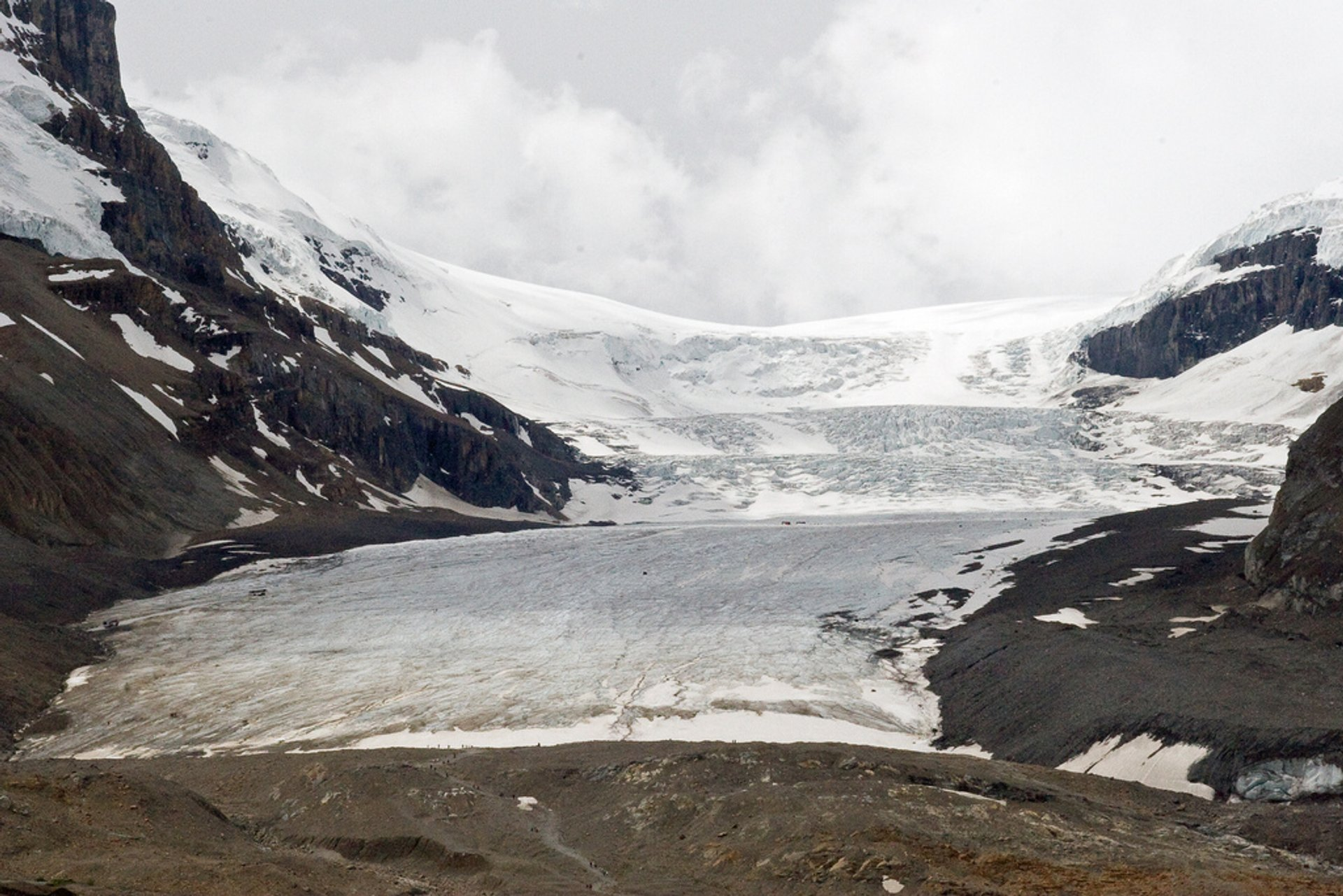 Columbia Icefield, Athabasca Glacier in Banff & Jasper National Parks 2020 - Best Time