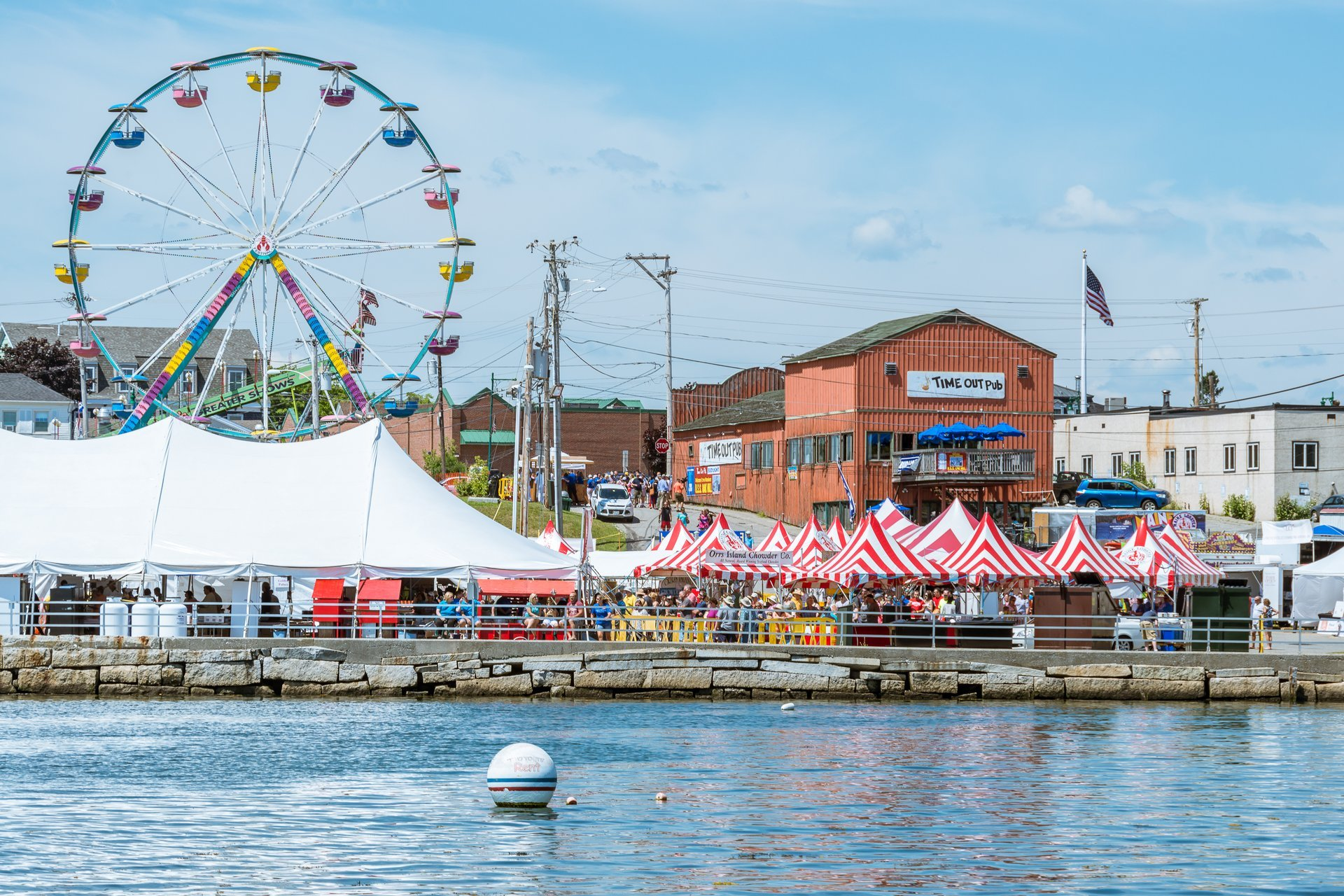 Maine Lobster Festival in Maine 2020 - Best Time